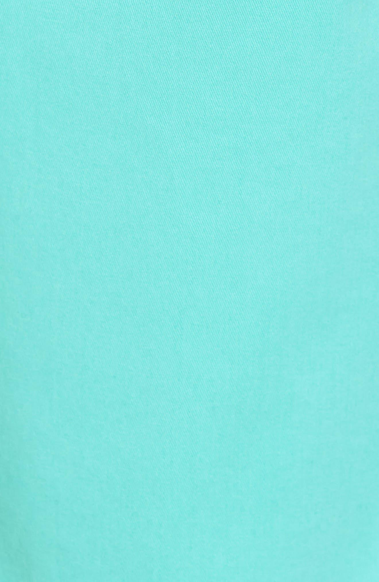 Ballard Slim Fit Stretch Chino 11-Inch Shorts,                             Alternate thumbnail 69, color,