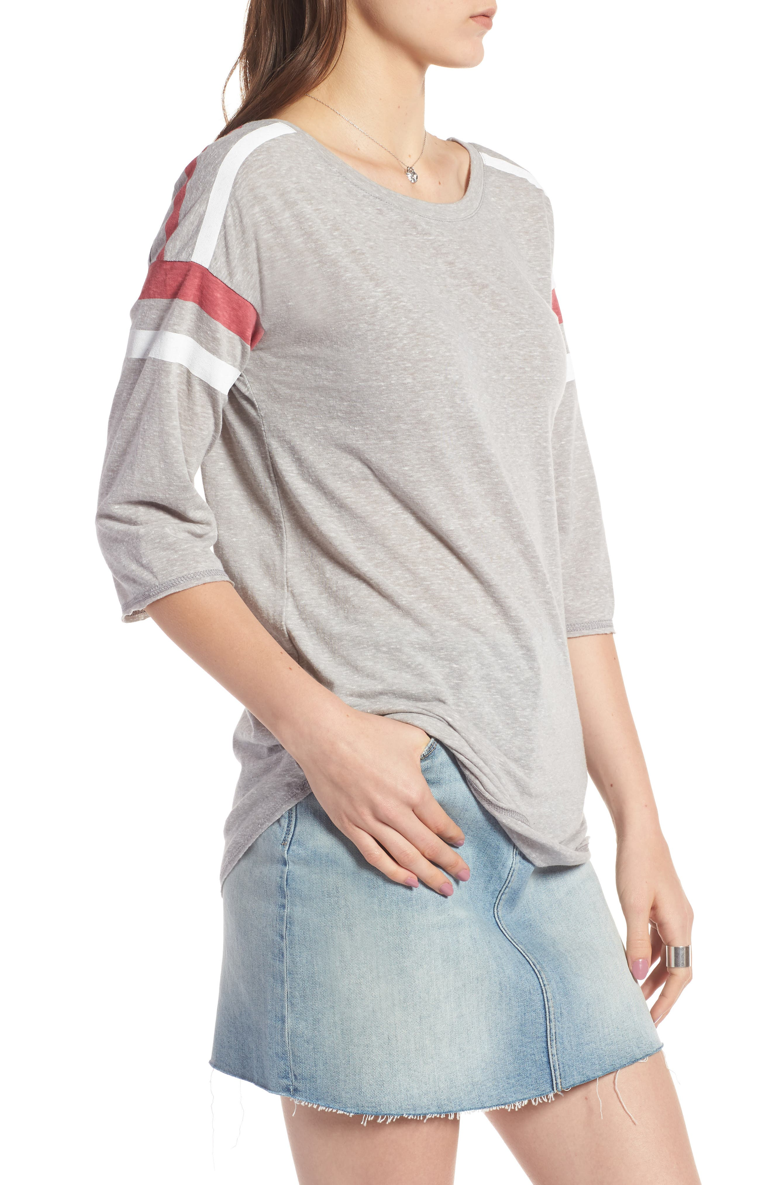 Sporty Tee,                             Alternate thumbnail 3, color,                             050