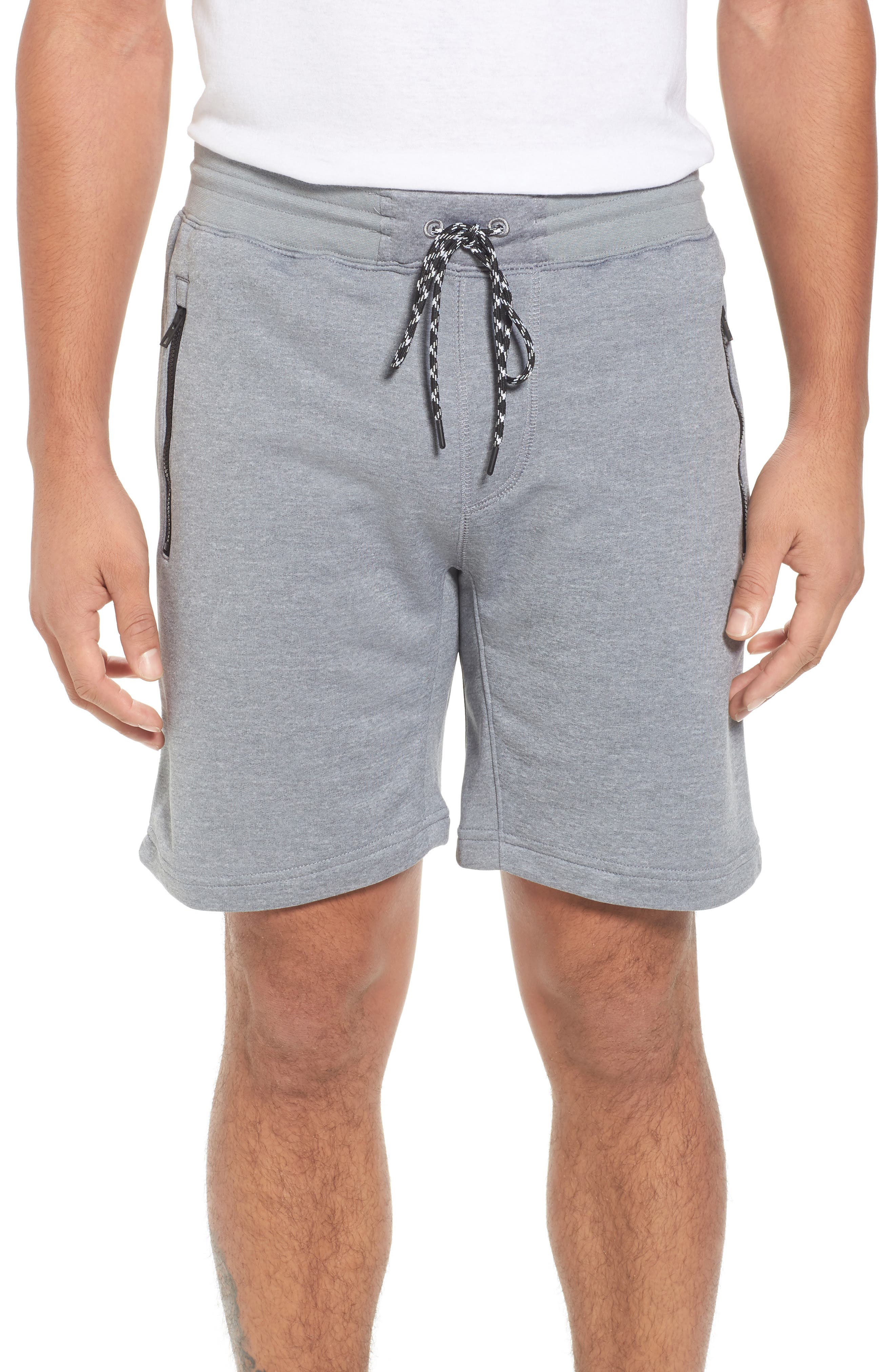 Dri-FIT Solar Shorts,                             Main thumbnail 1, color,                             COOL GREY