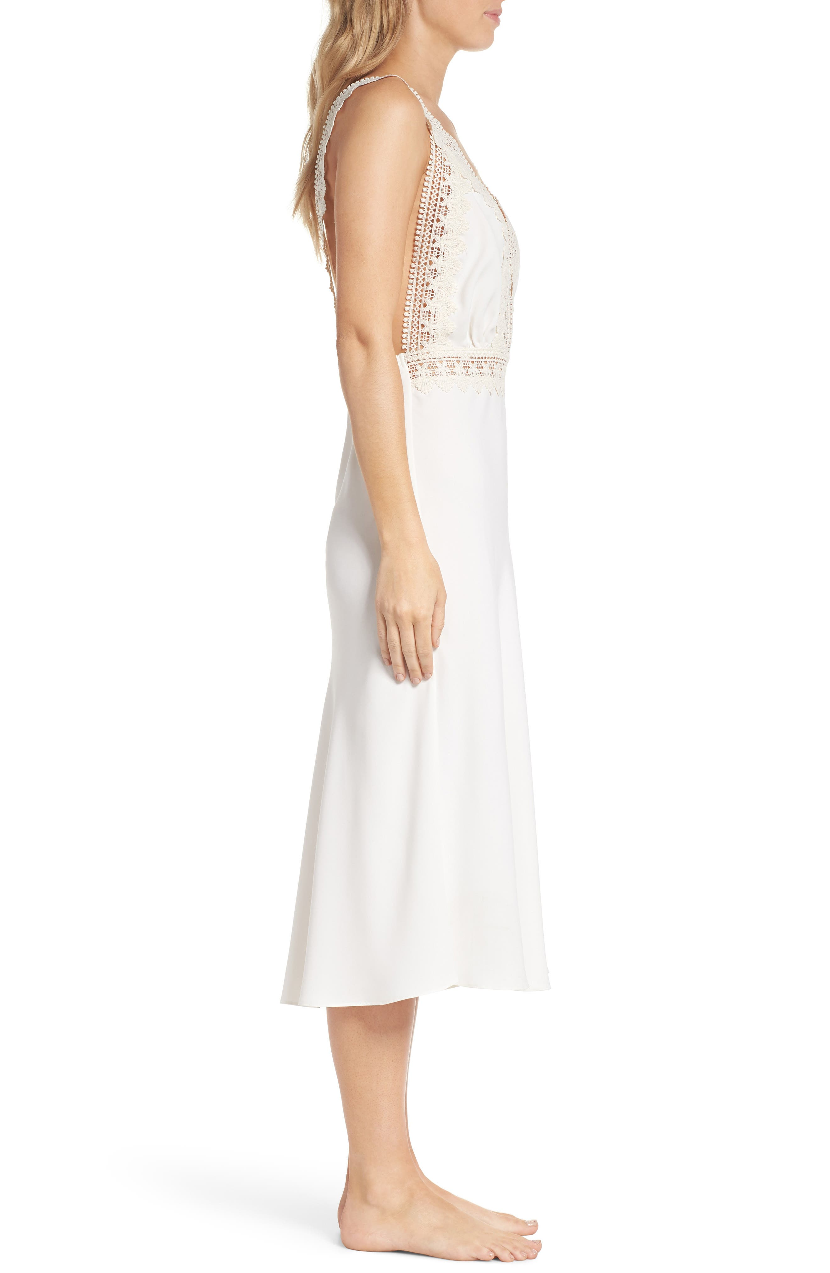 Blythe Nightgown,                             Alternate thumbnail 3, color,                             901