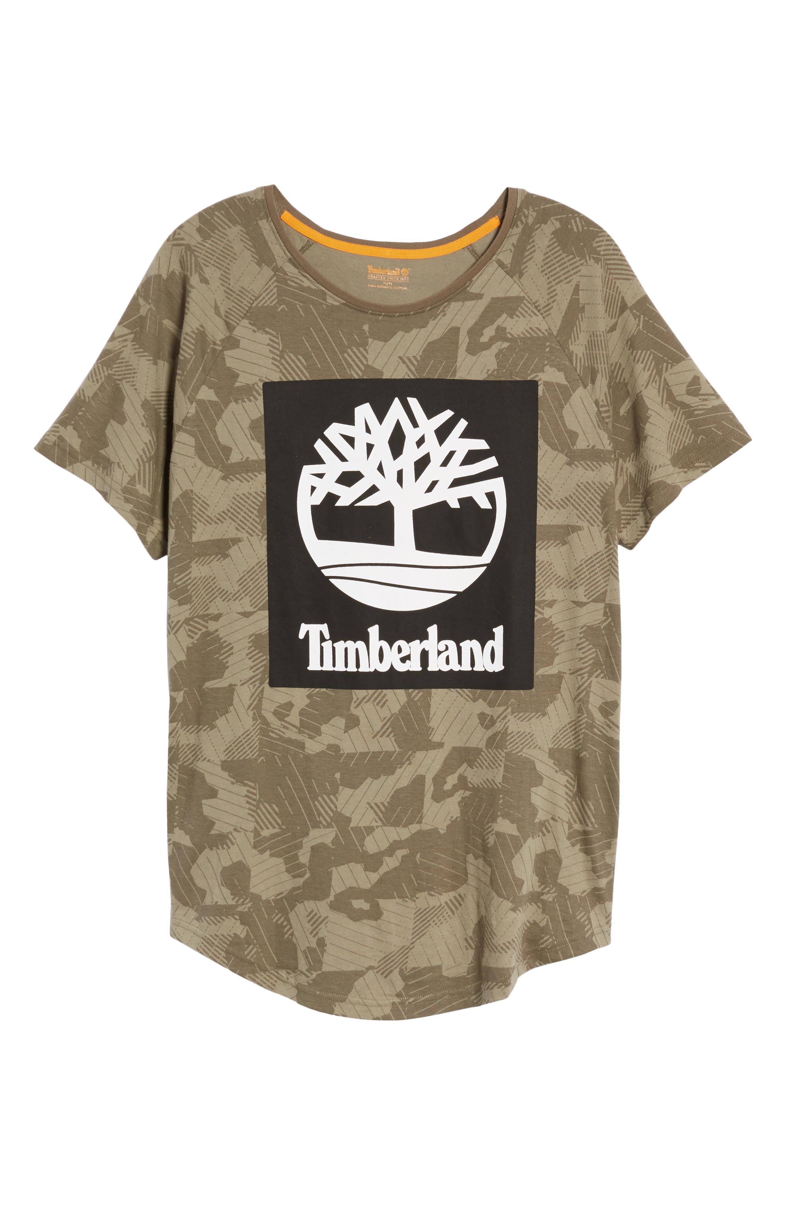 Camo Logo T-Shirt,                             Alternate thumbnail 18, color,