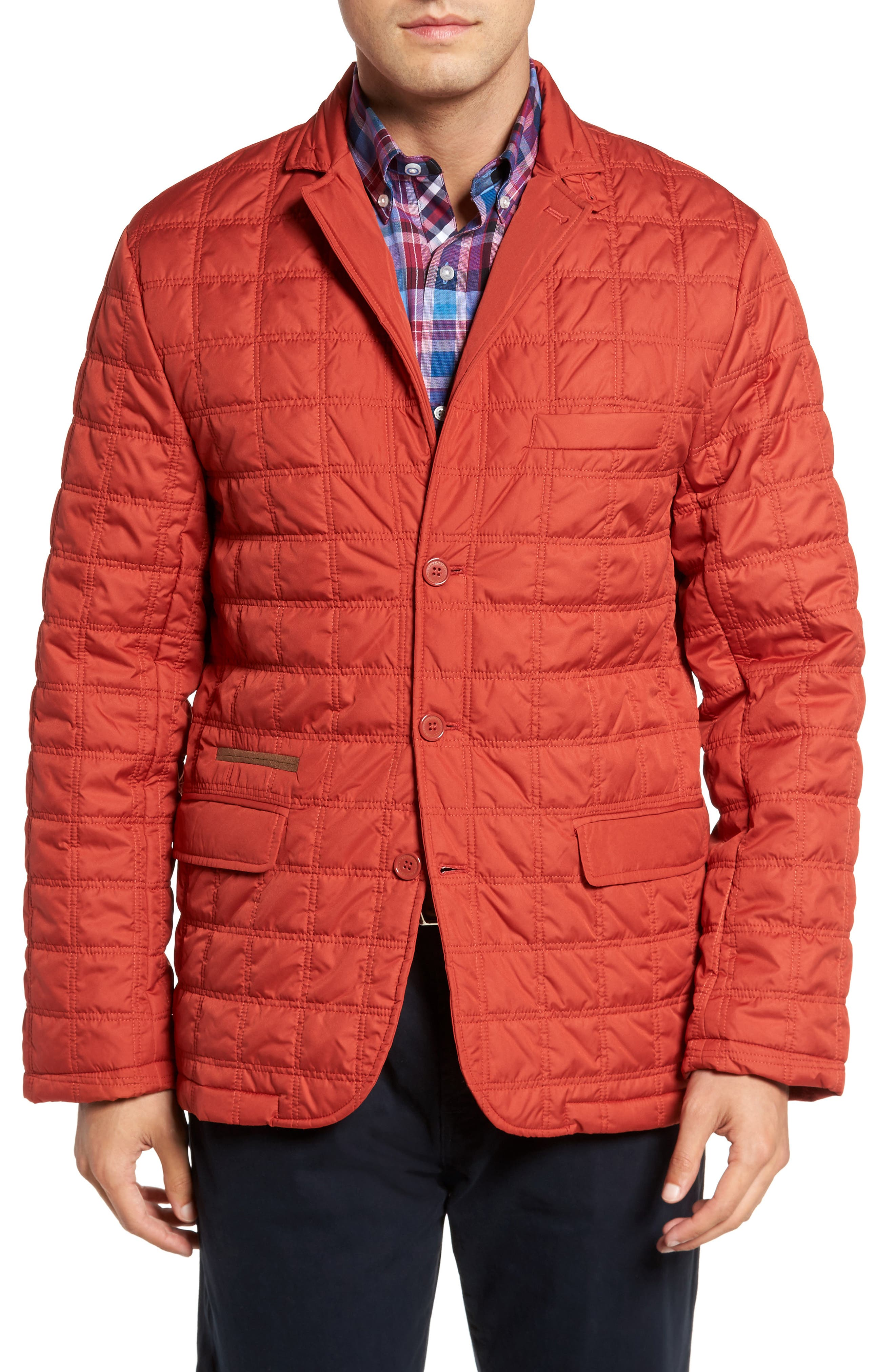 Iota Quilted Jacket,                             Alternate thumbnail 4, color,