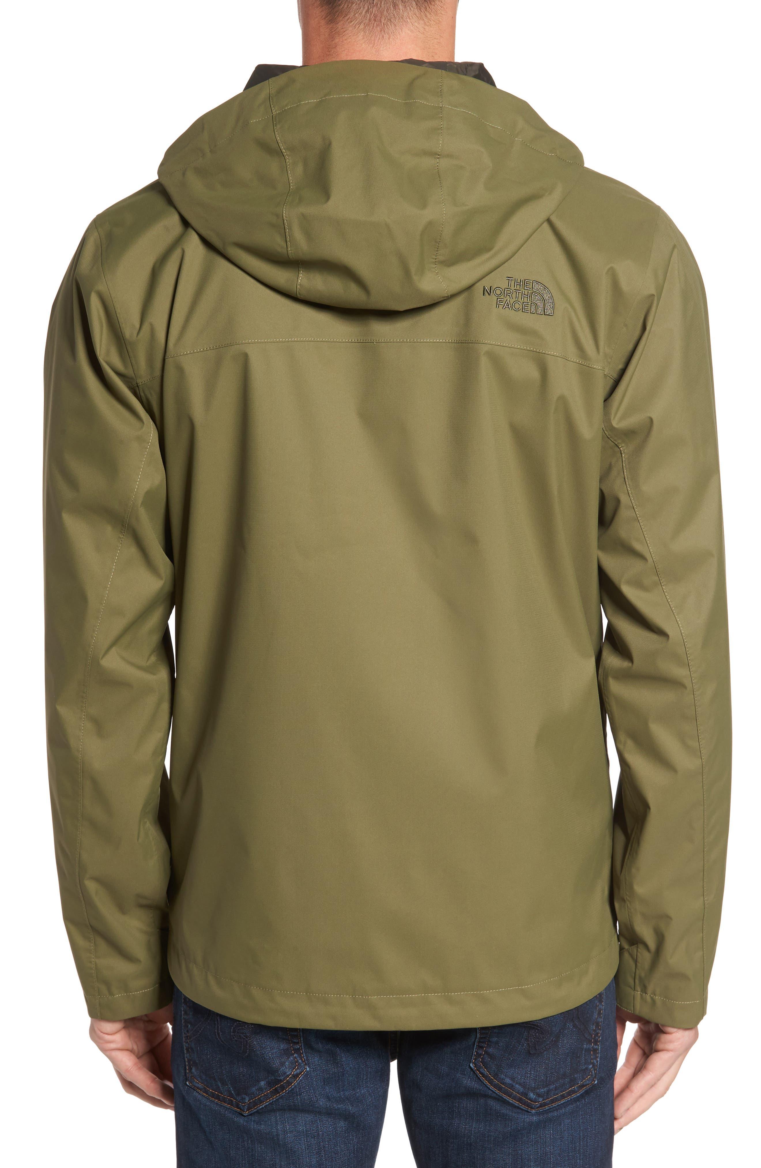 'Millerton' DryVent<sup>®</sup> Waterproof Hooded Jacket,                             Alternate thumbnail 2, color,                             305
