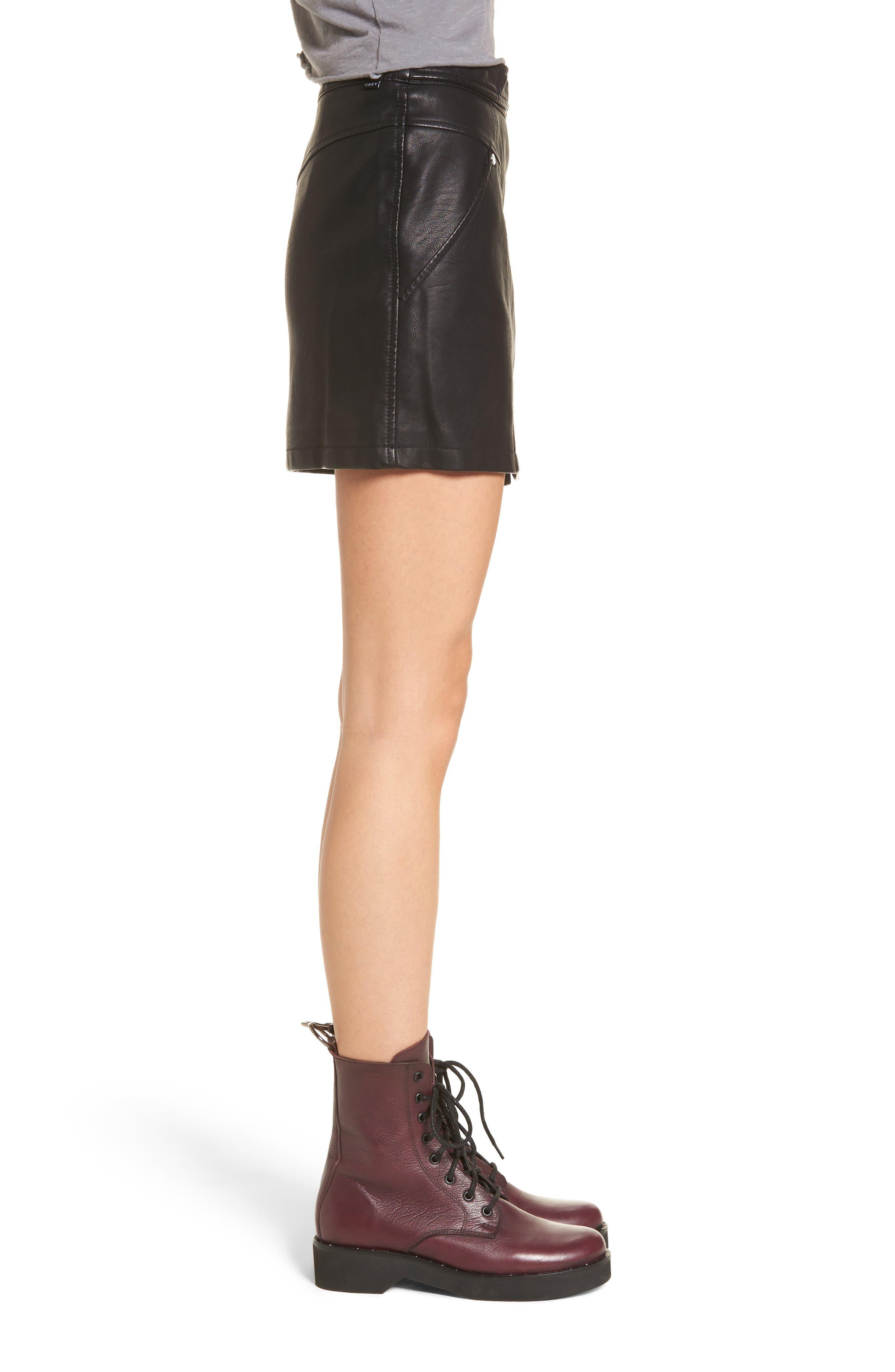 Banshee Skirt,                             Alternate thumbnail 3, color,                             001