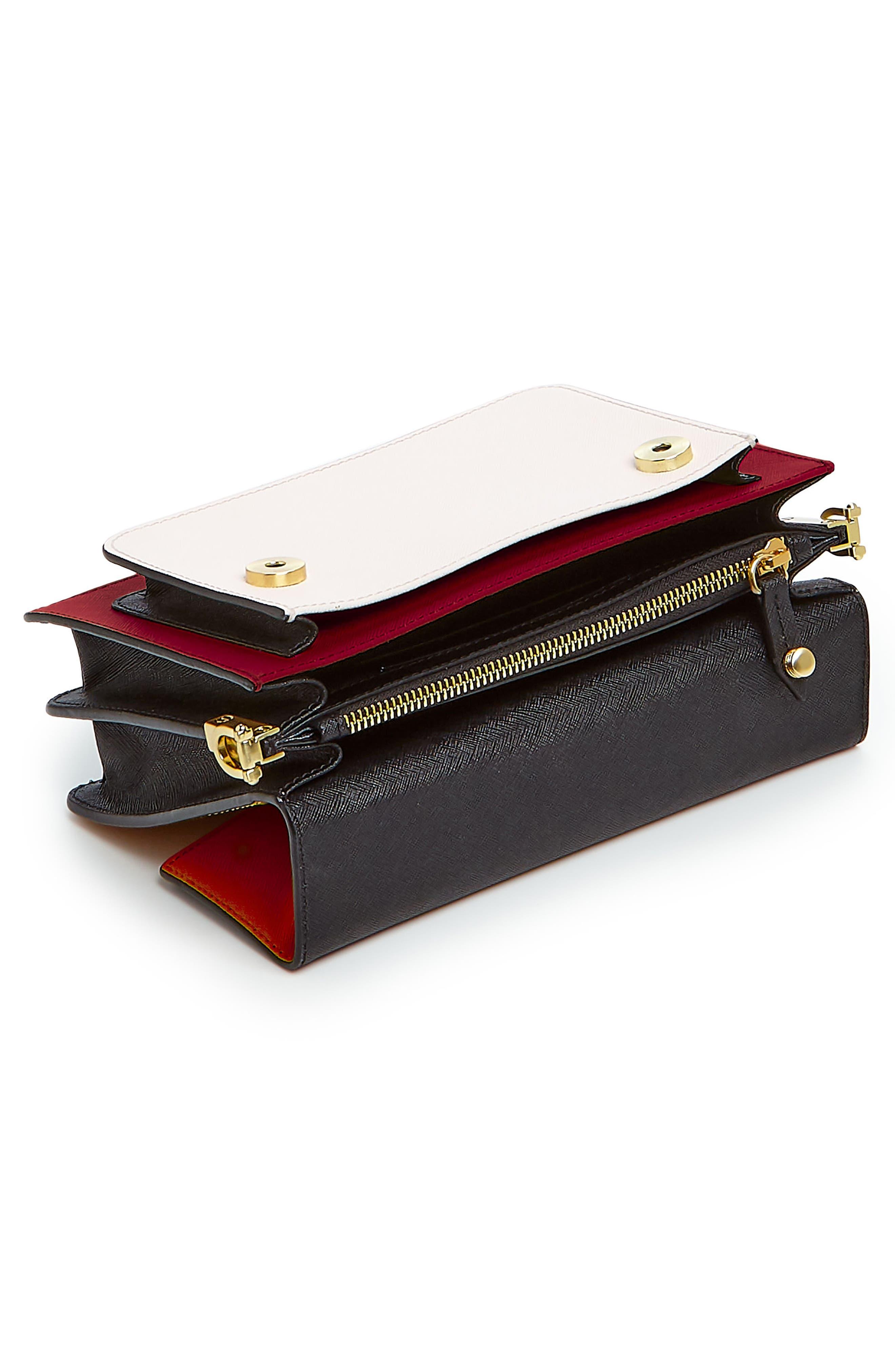 Cobble Hill Leather Crossbody Bag,                             Alternate thumbnail 125, color,