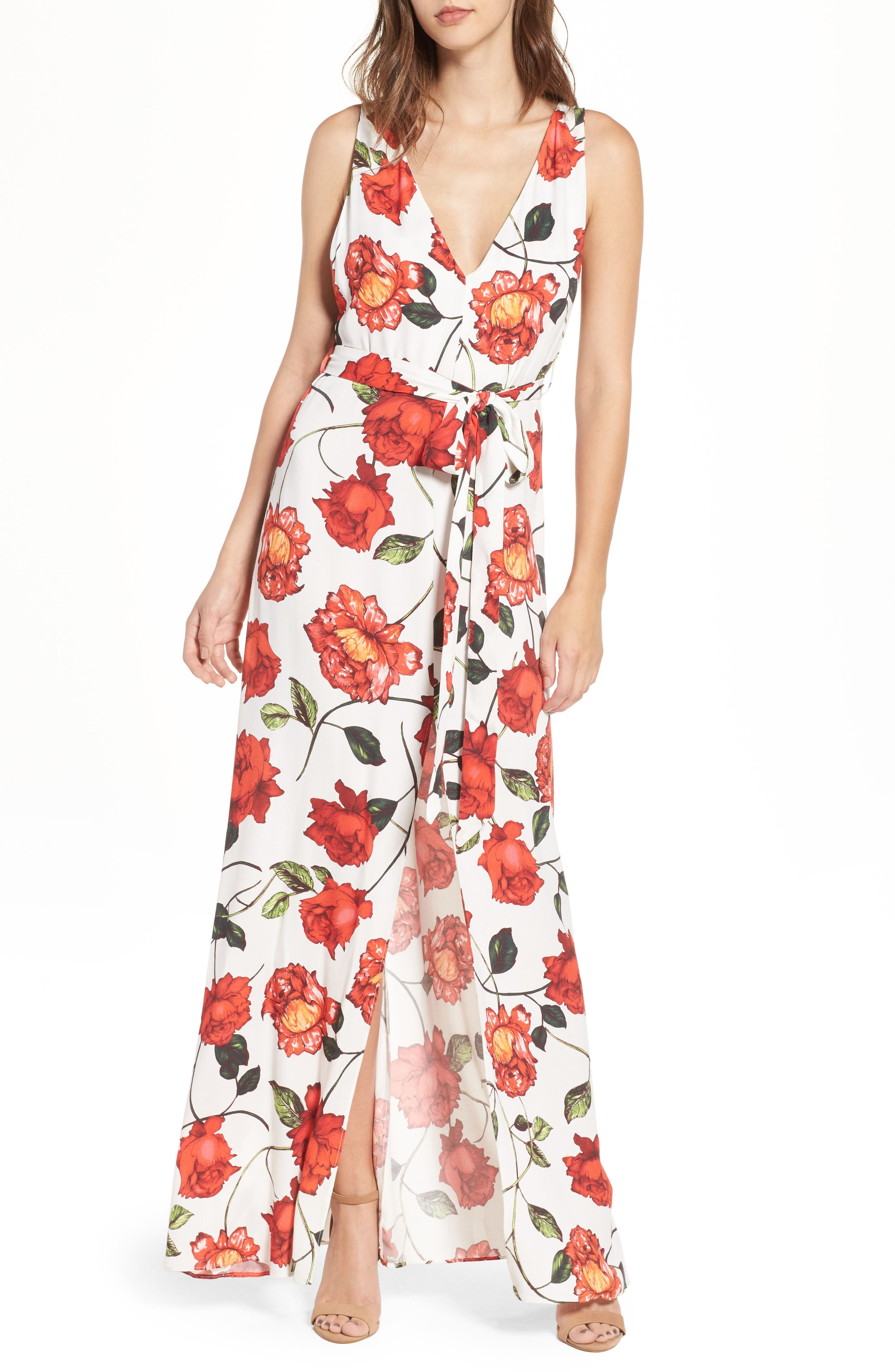 Rowan Maxi Dress,                             Alternate thumbnail 15, color,