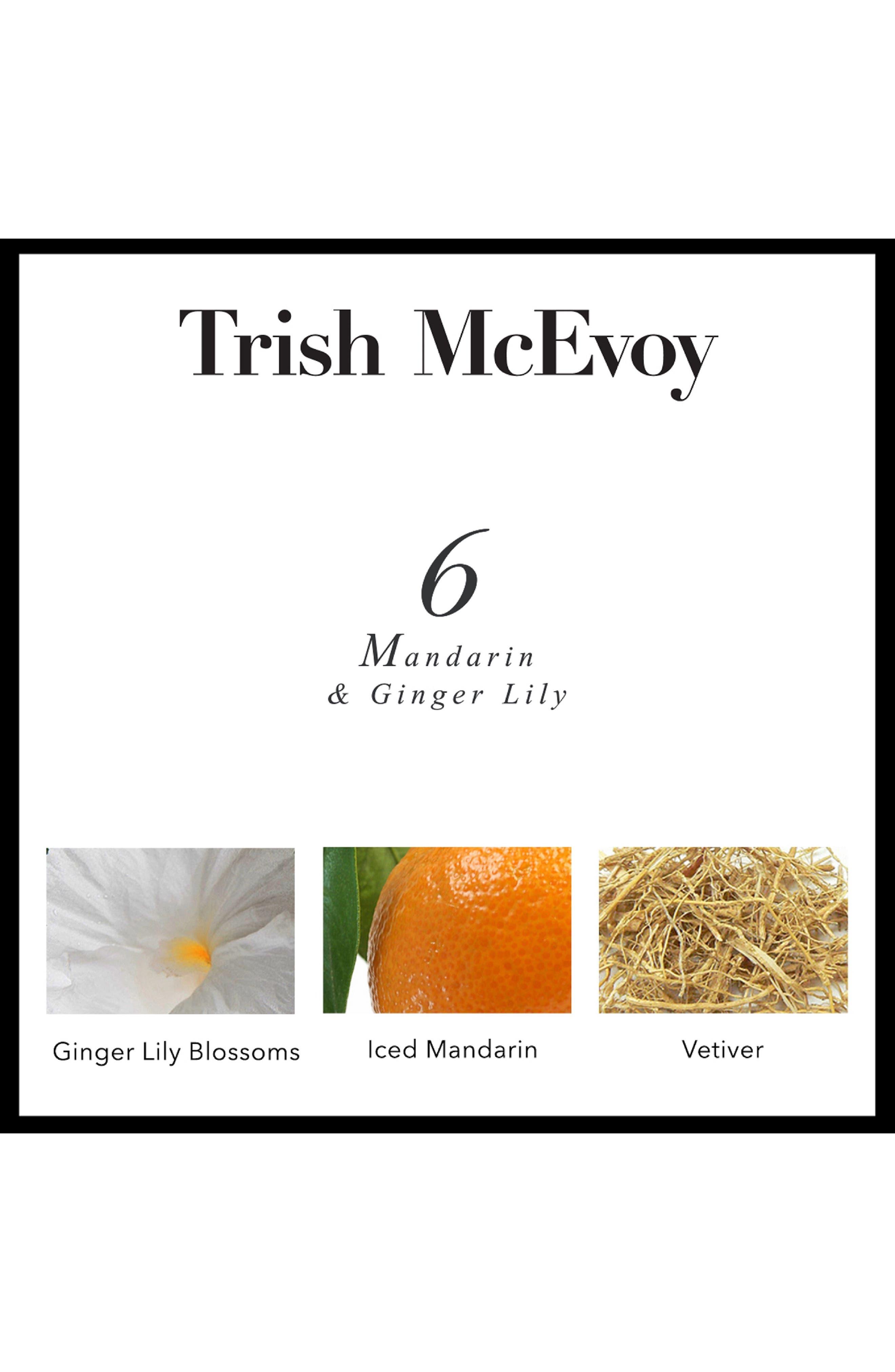 No. 6 Mandarin & Ginger Lily Eau de Toilette,                             Alternate thumbnail 2, color,                             NO COLOR