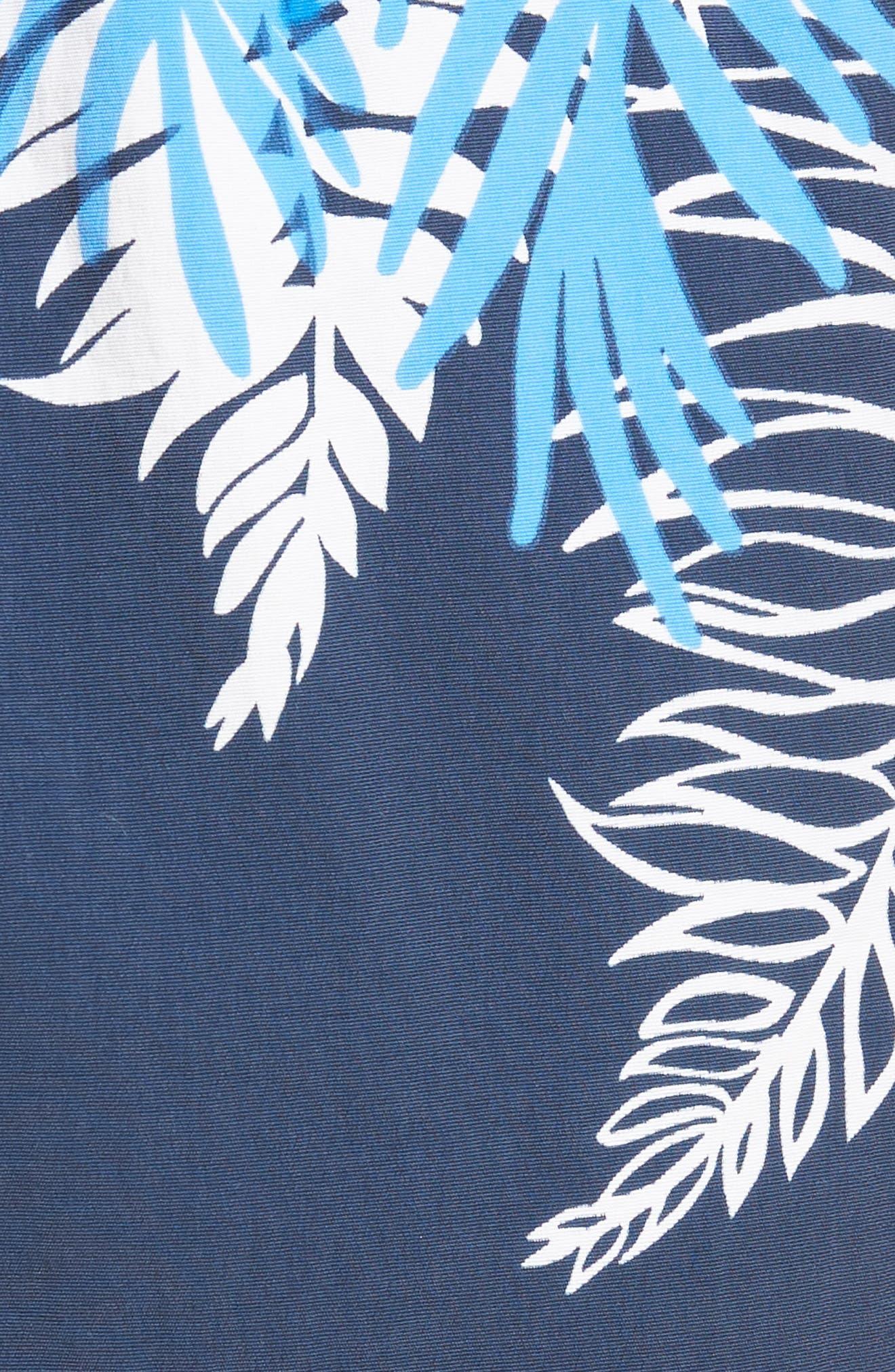 Naples Hacienda Board Shorts,                             Alternate thumbnail 5, color,                             OCEAN DEEP