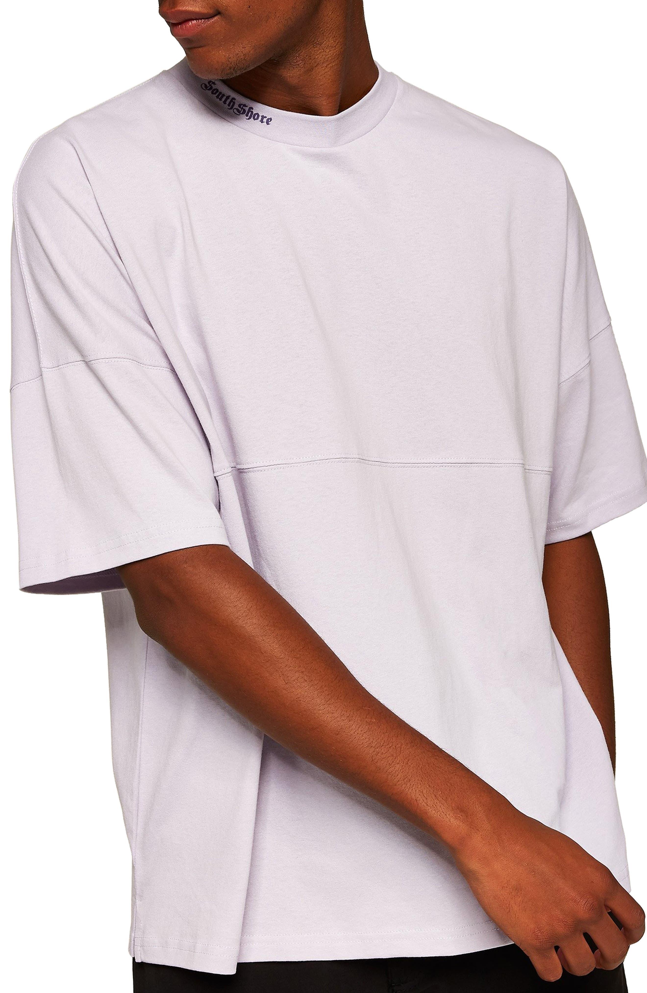 Southshore Oversize T-Shirt,                         Main,                         color, PURPLE