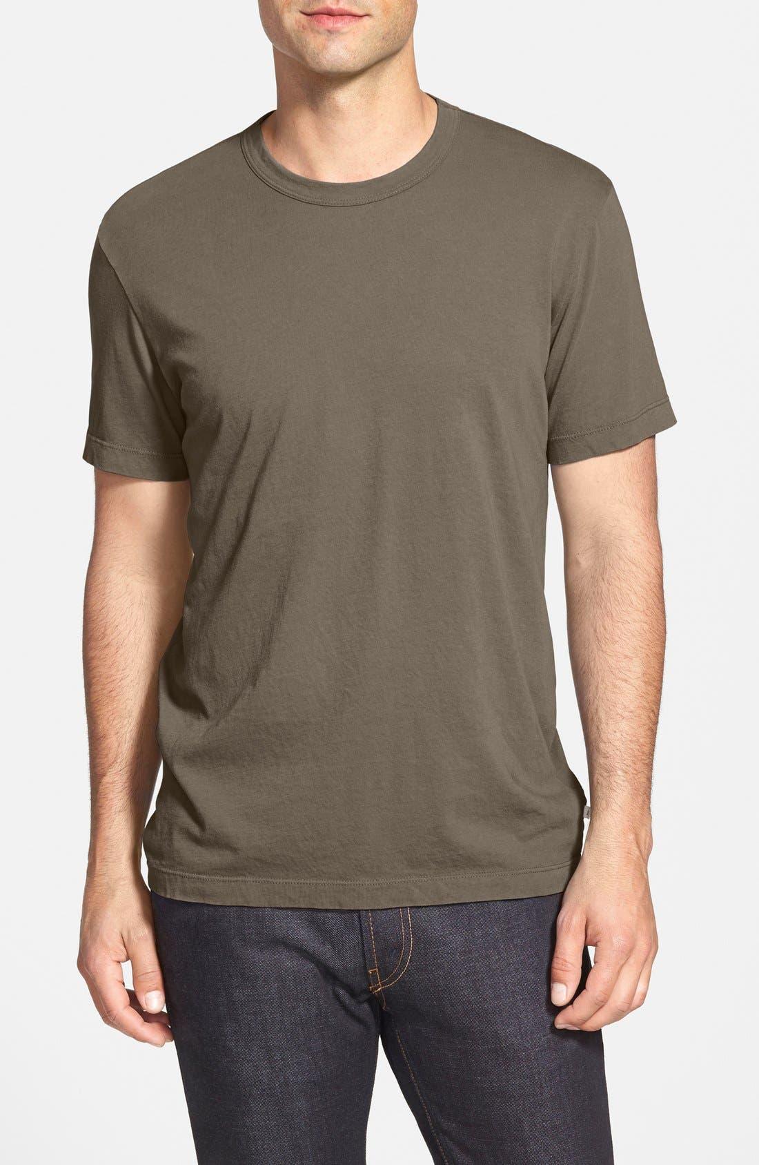 Crewneck Jersey T-Shirt,                             Main thumbnail 61, color,