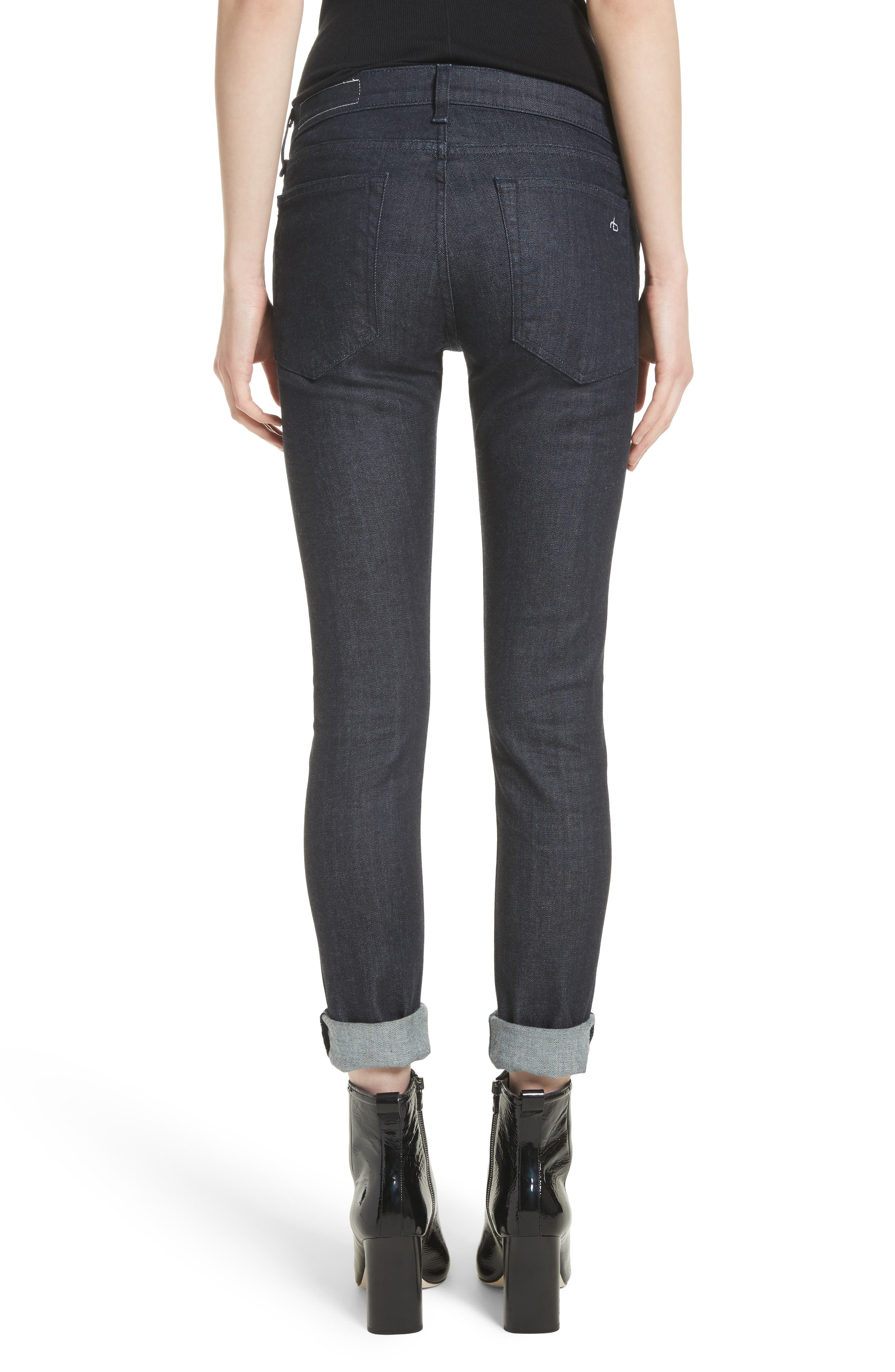 The Dre Skinny Jeans,                             Alternate thumbnail 2, color,                             470
