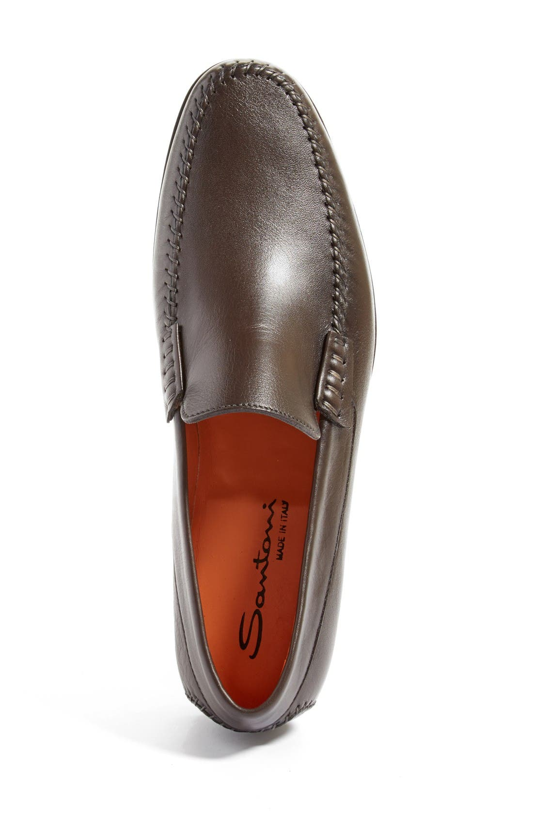 'Auburn' Venetian Loafer,                             Alternate thumbnail 6, color,