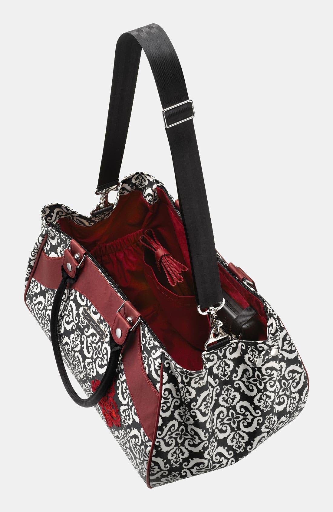'Glazed Weekend' Diaper Bag,                             Alternate thumbnail 2, color,                             011