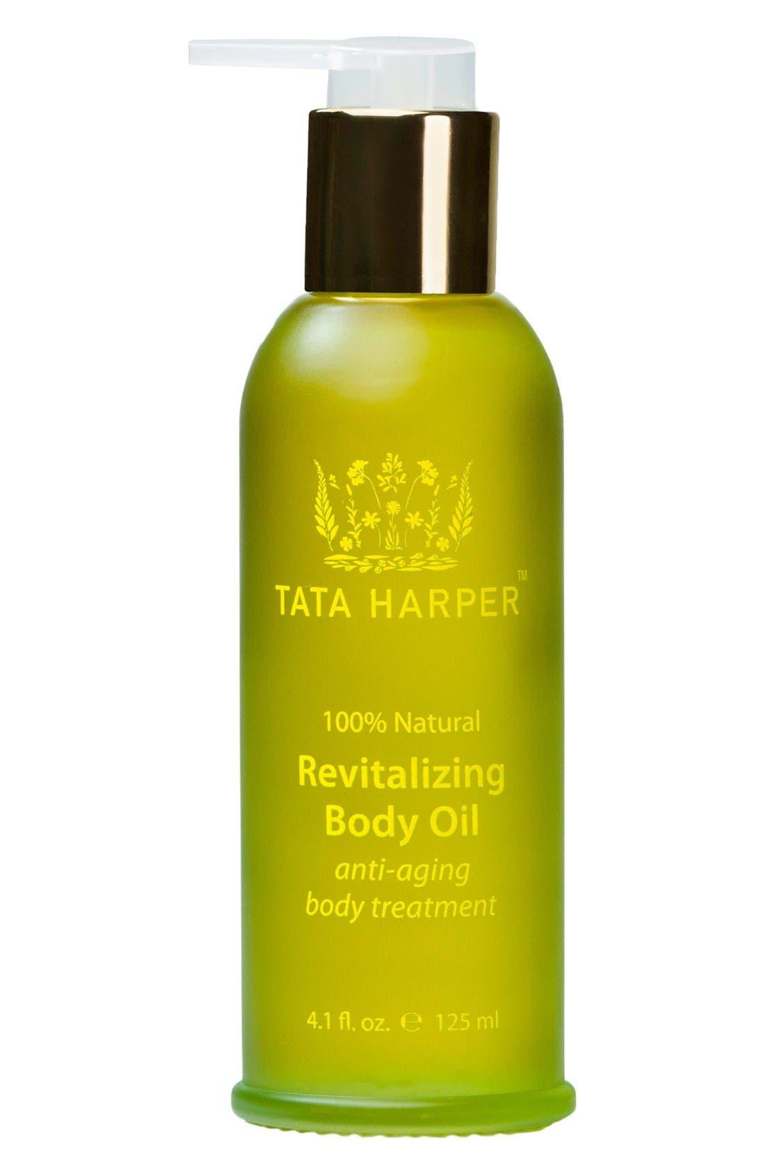 Revitalizing Body Oil,                         Main,                         color, NO COLOR