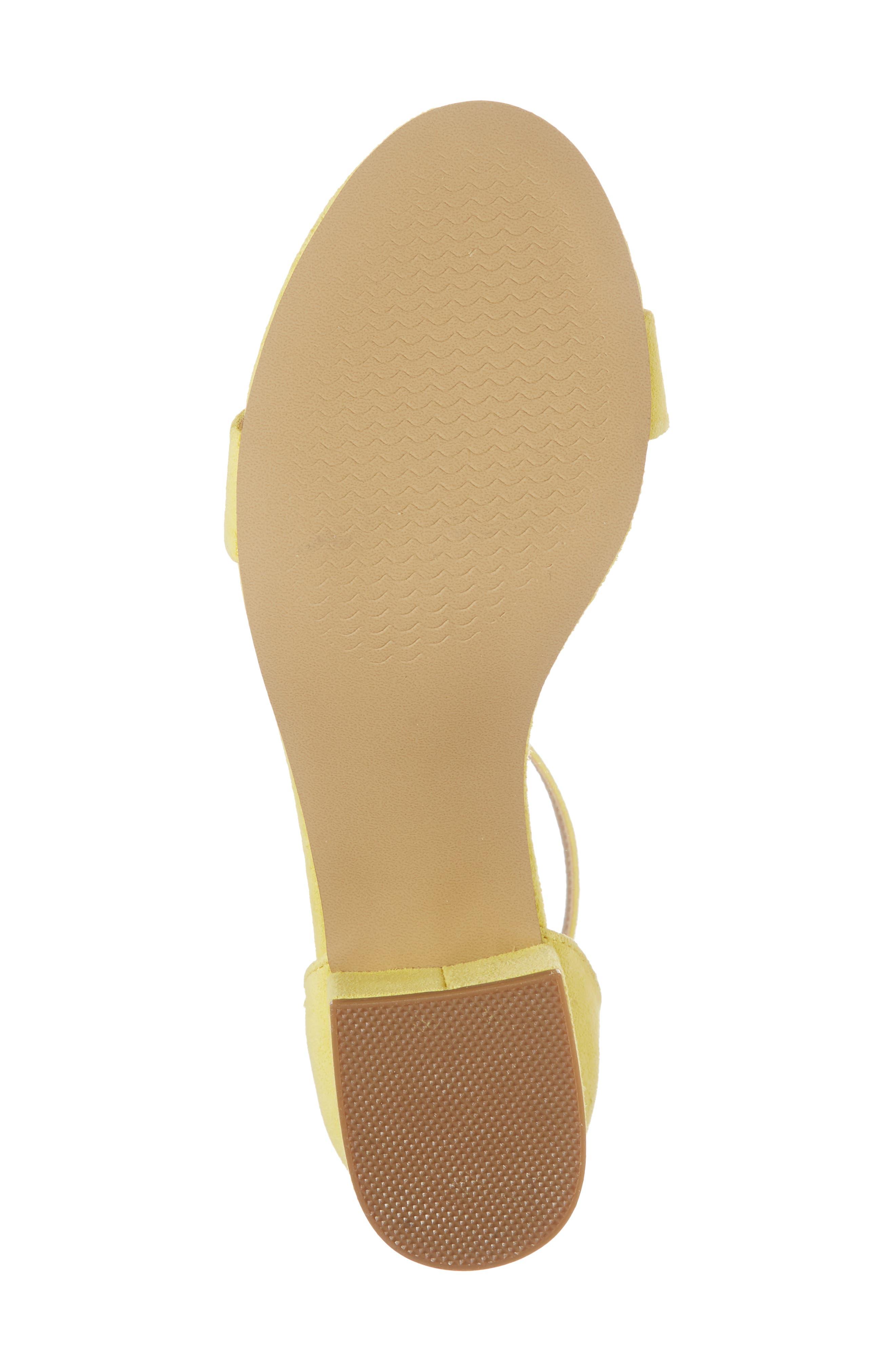 Irenee Ankle Strap Sandal,                             Alternate thumbnail 155, color,