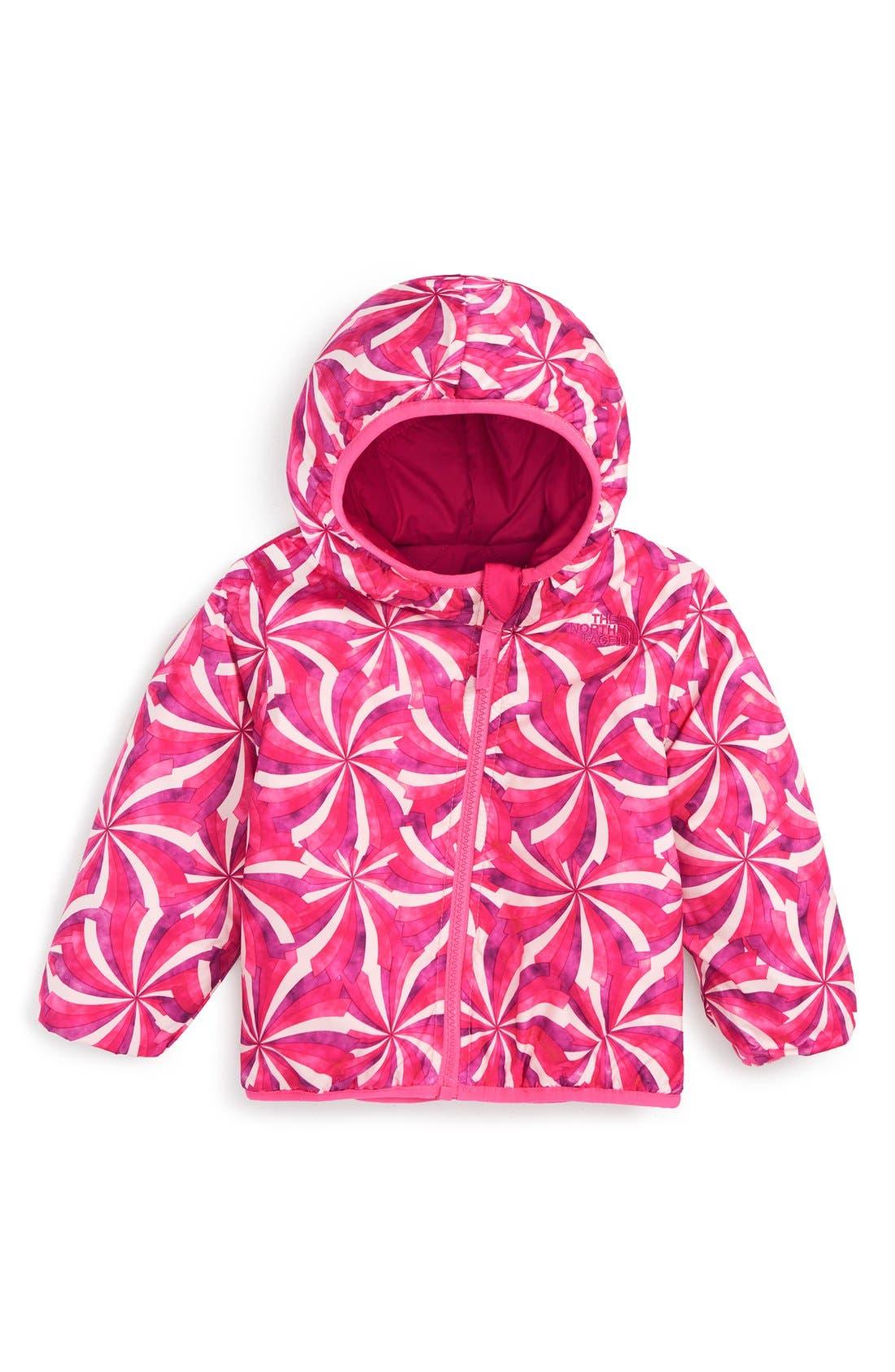 'Perrito' Reversible Water Repellent Hooded Jacket,                             Alternate thumbnail 11, color,