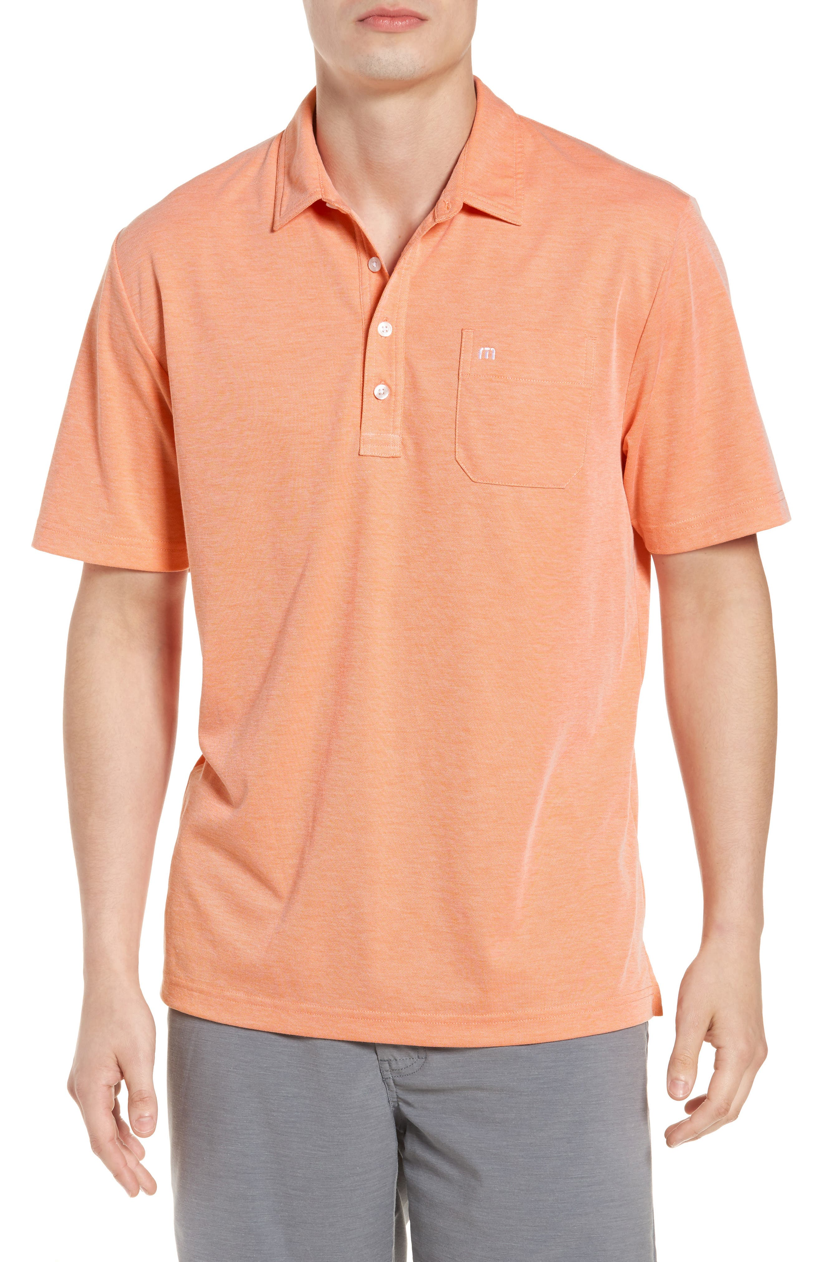 East Cape Piqué Polo,                         Main,                         color, 650