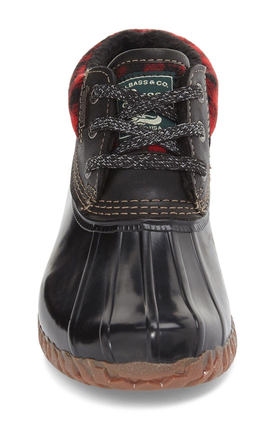 Dorothy Waterproof Duck Boot,                             Alternate thumbnail 16, color,