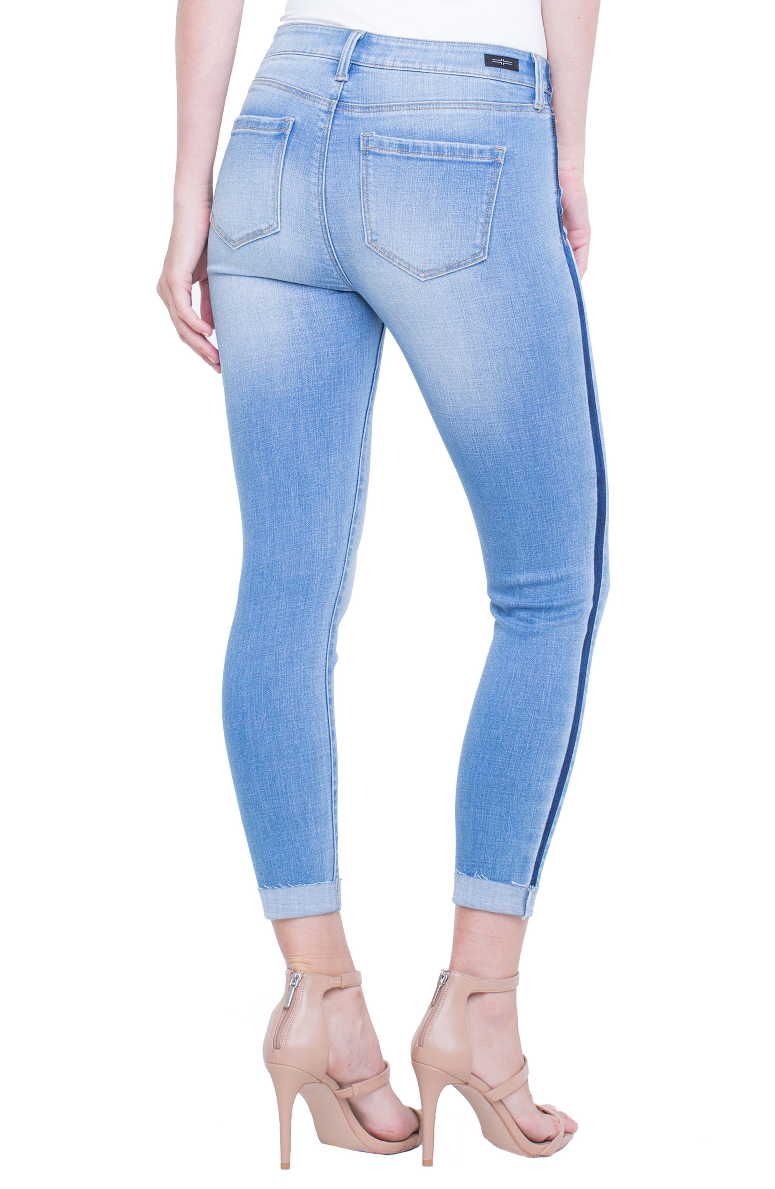 Colton Crop Skinny Jeans,                             Alternate thumbnail 2, color,
