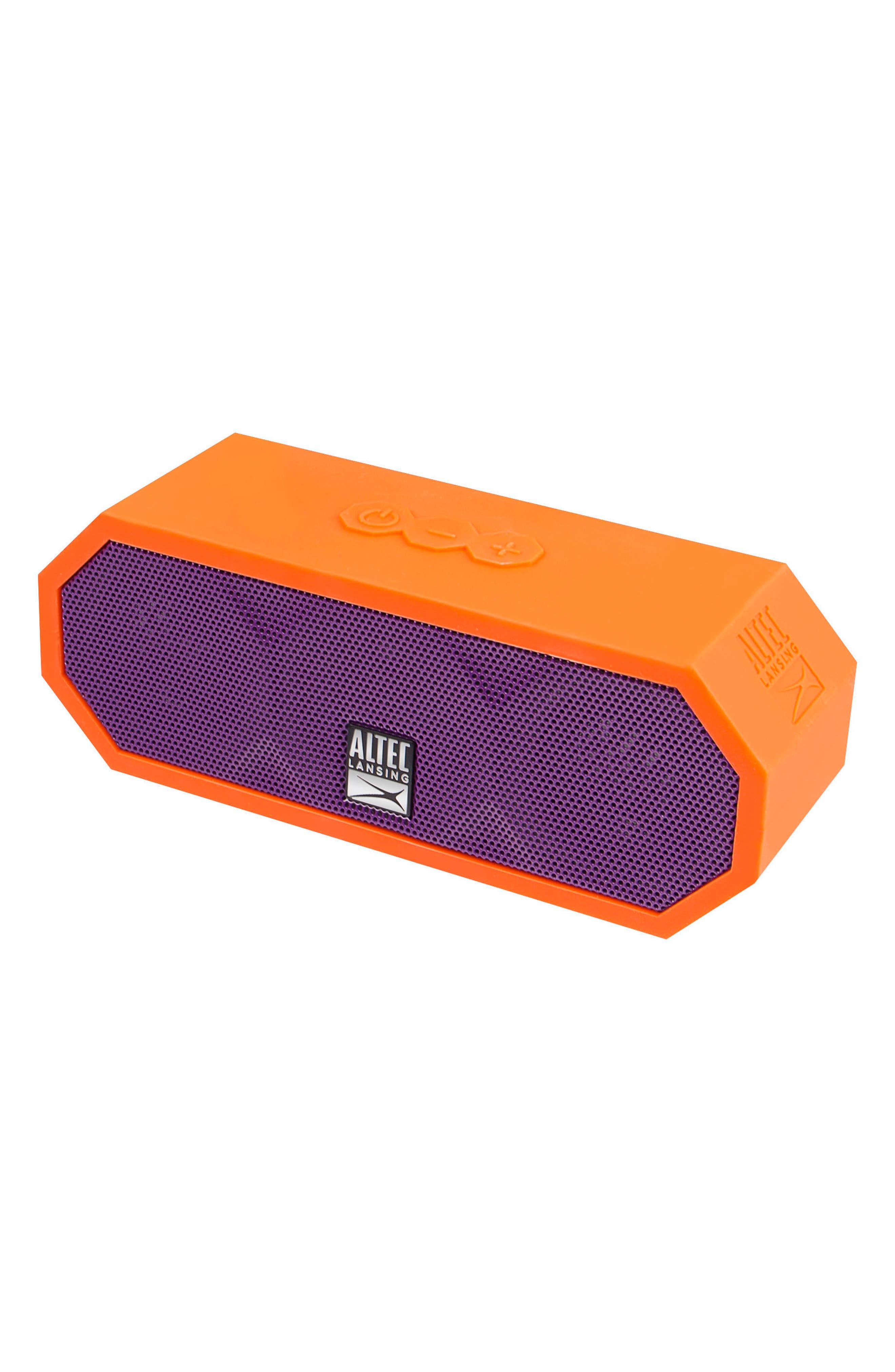 H2O 3 Waterproof Speaker,                             Alternate thumbnail 9, color,