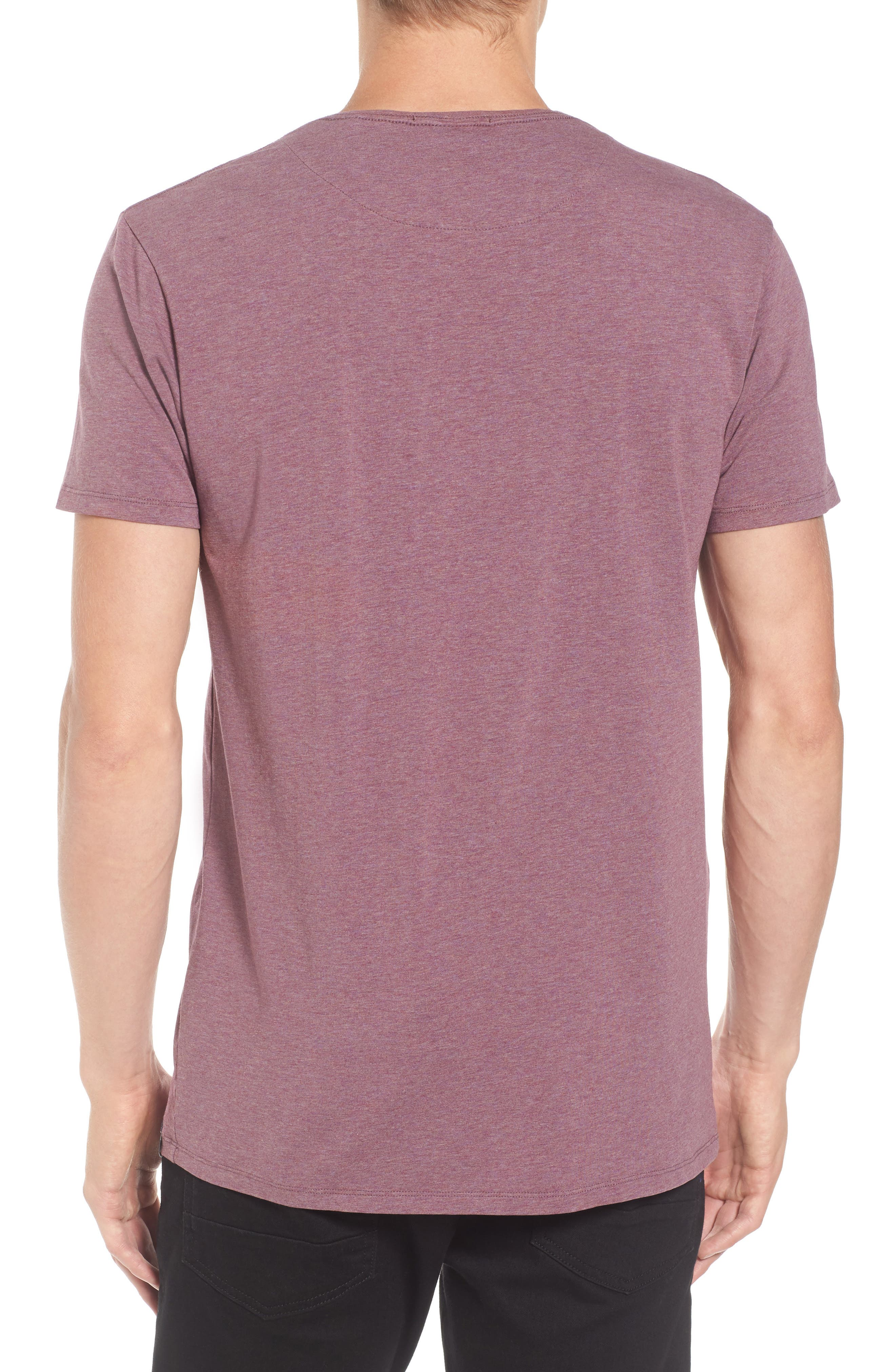 Classic Crewneck T-Shirt,                             Alternate thumbnail 2, color,                             500