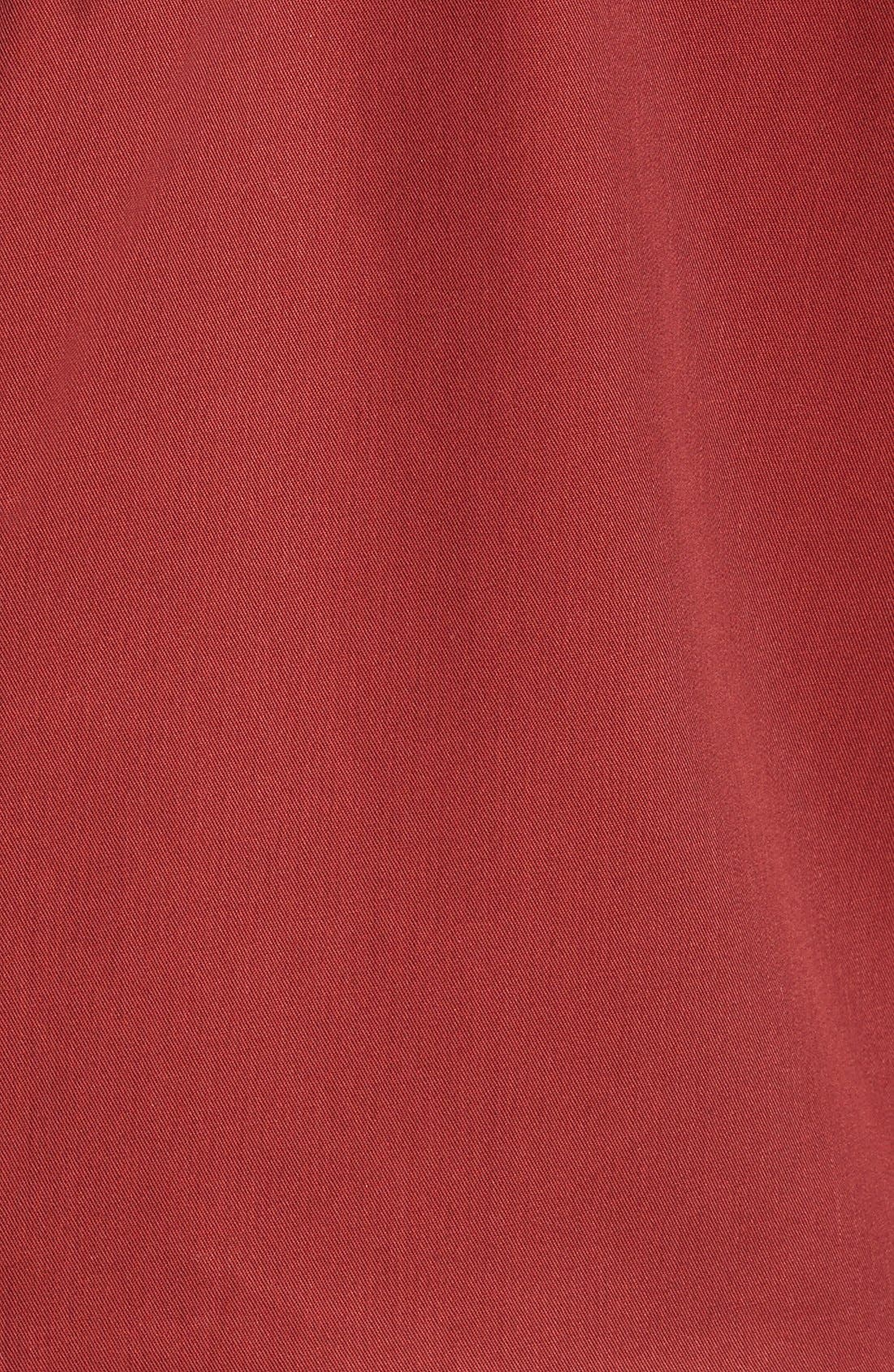 Smartcare<sup>™</sup> Traditional Fit Twill Boat Shirt,                             Alternate thumbnail 157, color,
