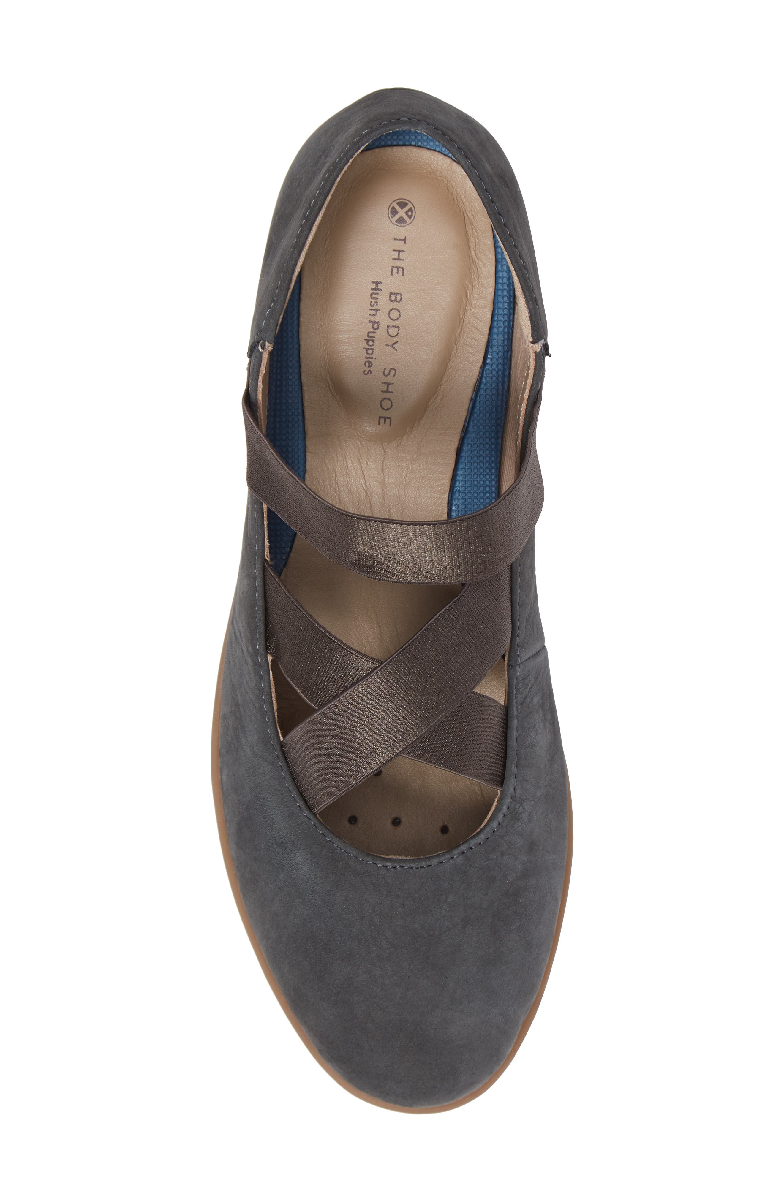 Meree Madrine Cross Strap Flat,                             Alternate thumbnail 24, color,