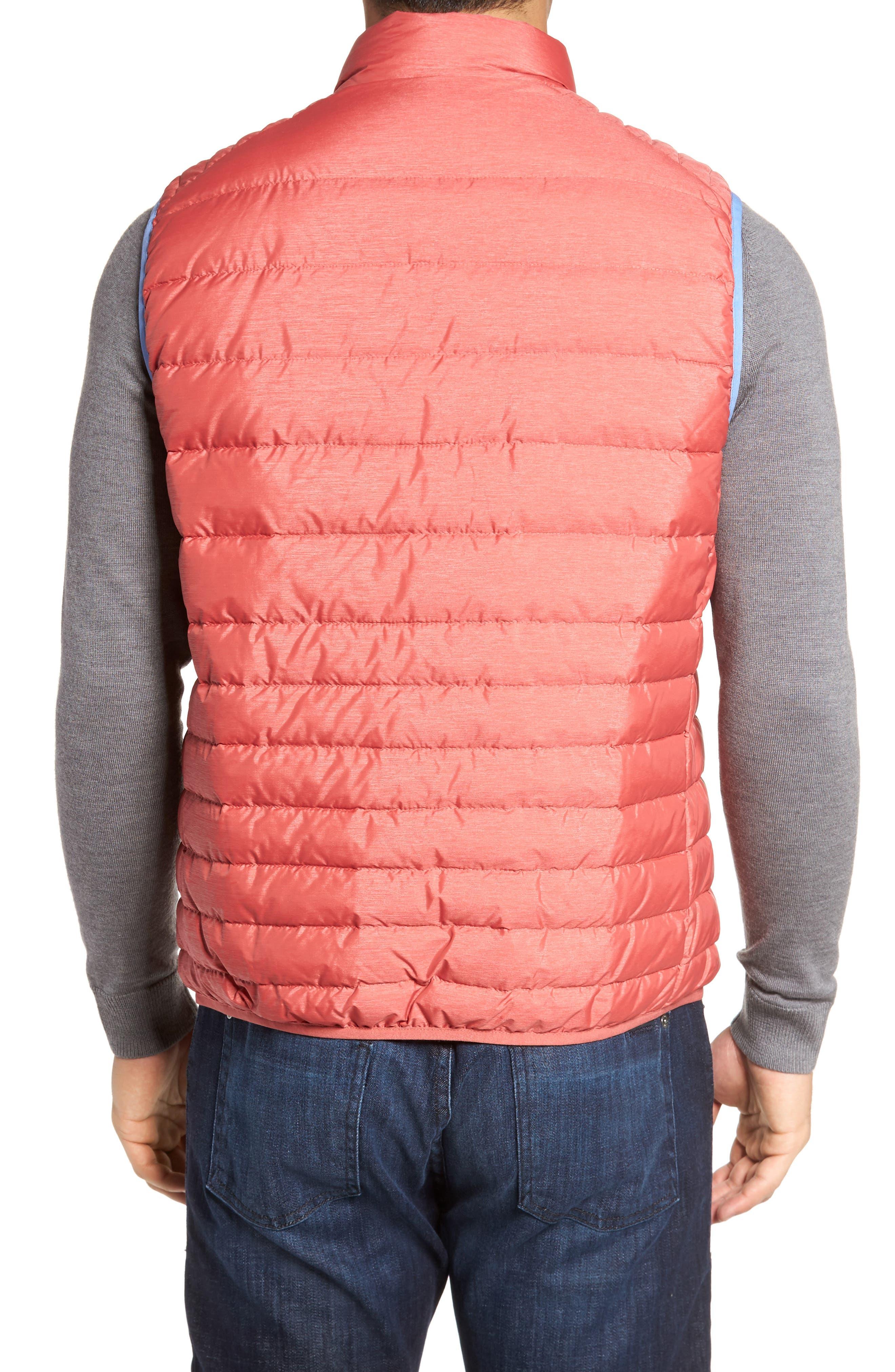 Crown Elite Light Down Vest,                             Alternate thumbnail 6, color,