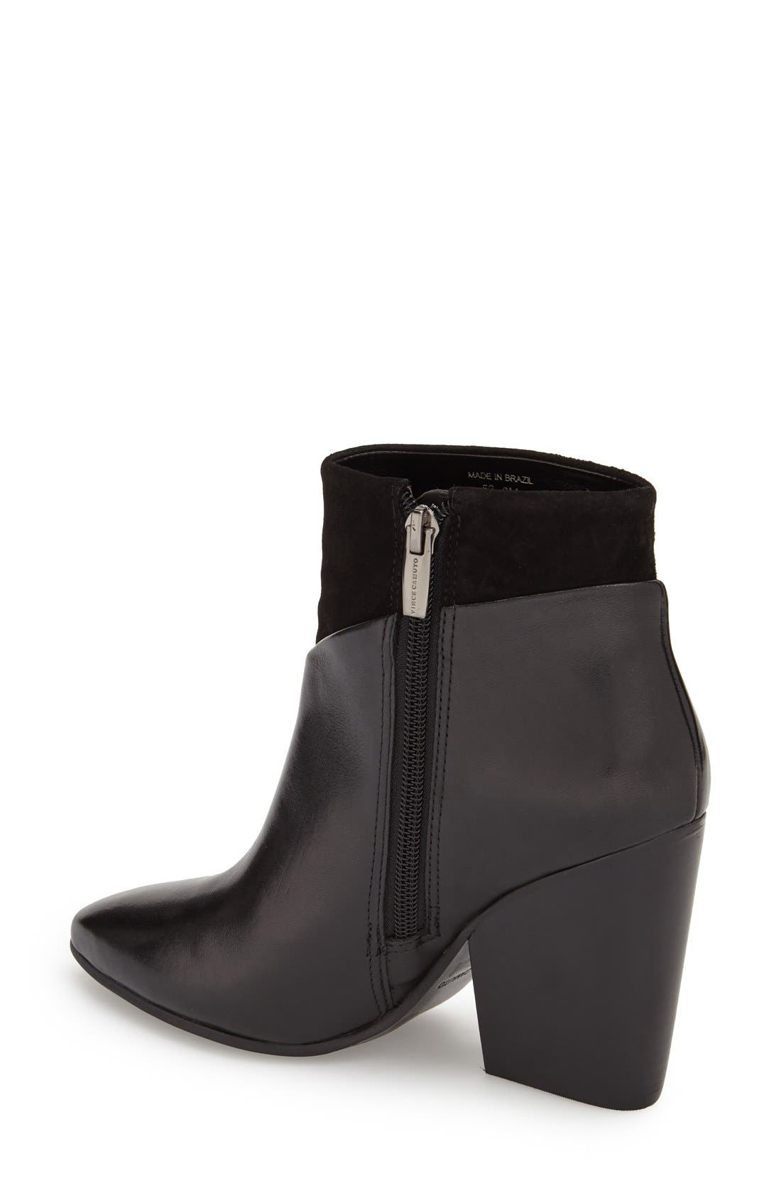 'Raylan' Bootie,                             Alternate thumbnail 3, color,                             002