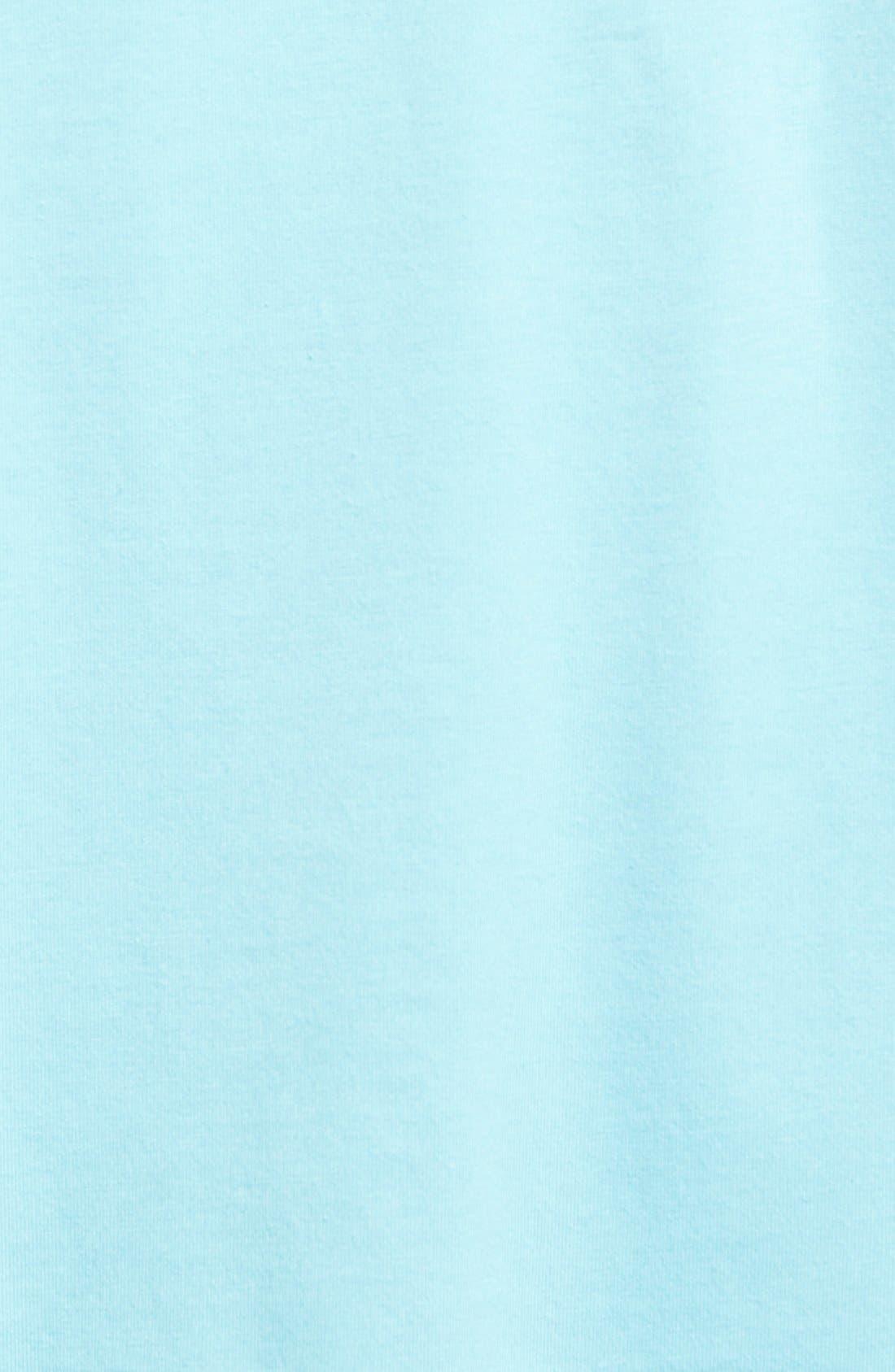 New Bali Sky Pima Cotton Pocket T-Shirt,                             Alternate thumbnail 90, color,