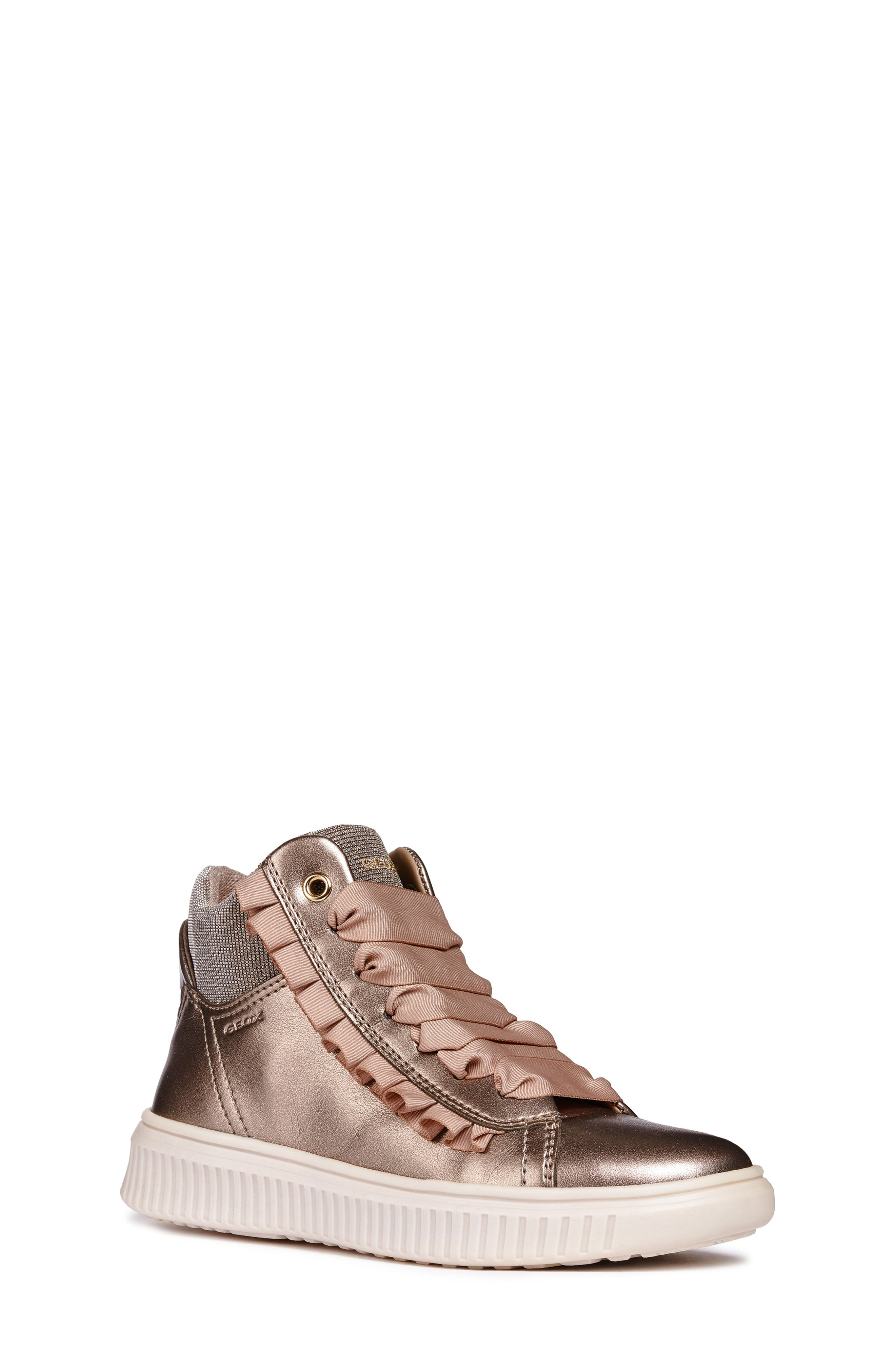 Disco Mix High-Top Sneaker,                         Main,                         color, LEAD