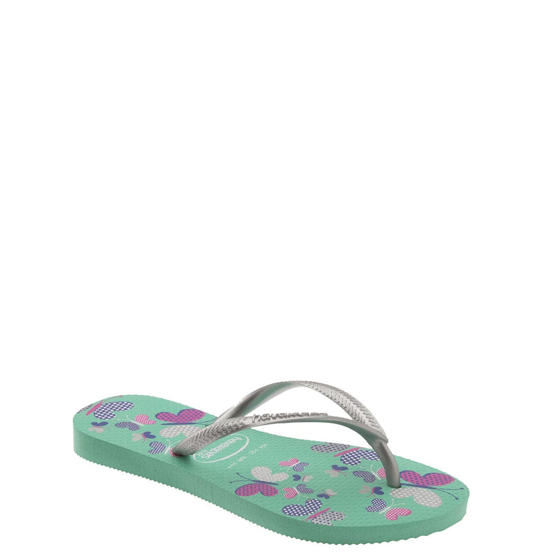 'Slim' Flip Flop,                             Main thumbnail 5, color,
