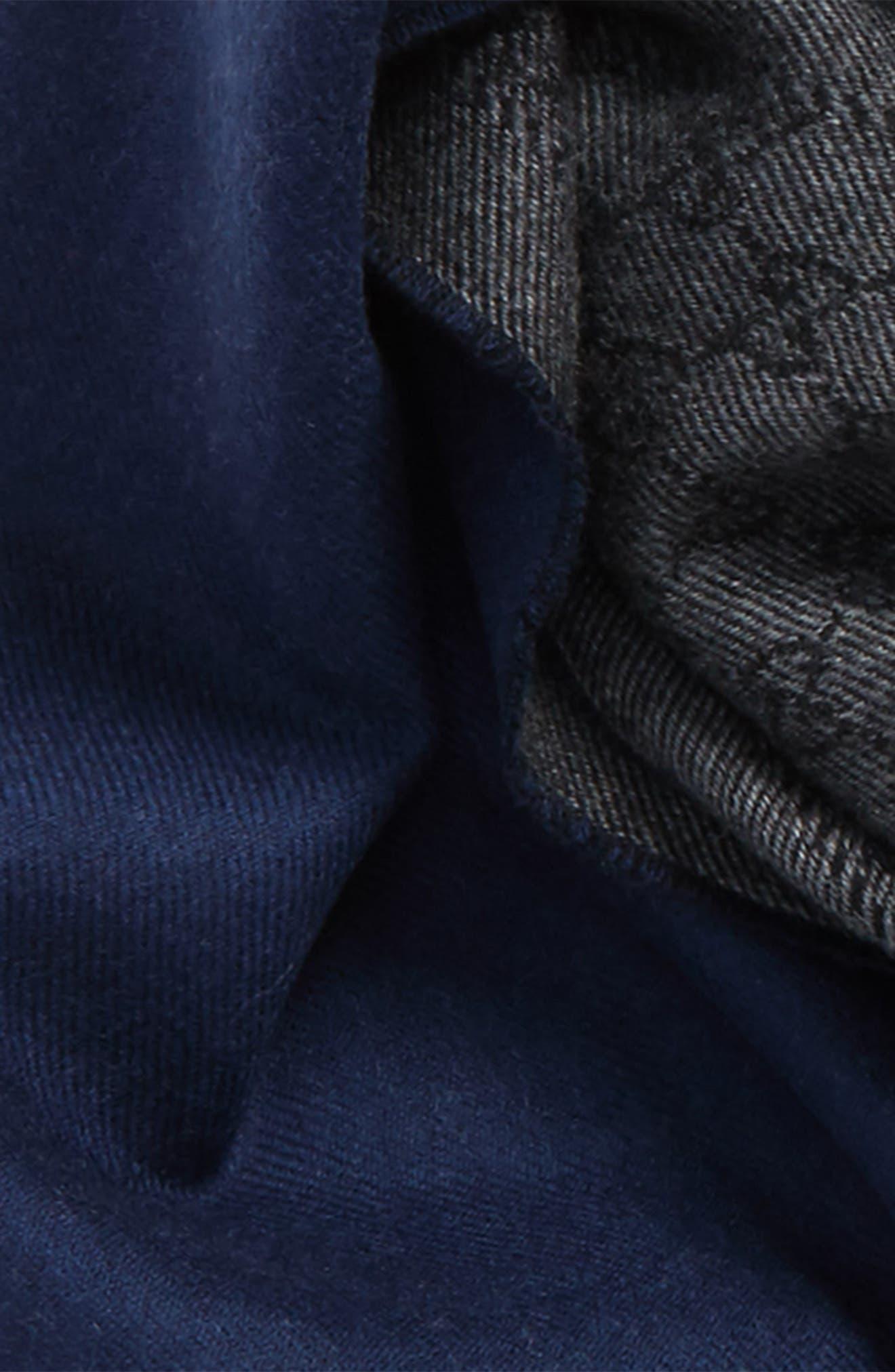 Lonar Wool Jacquard Scarf,                             Alternate thumbnail 11, color,
