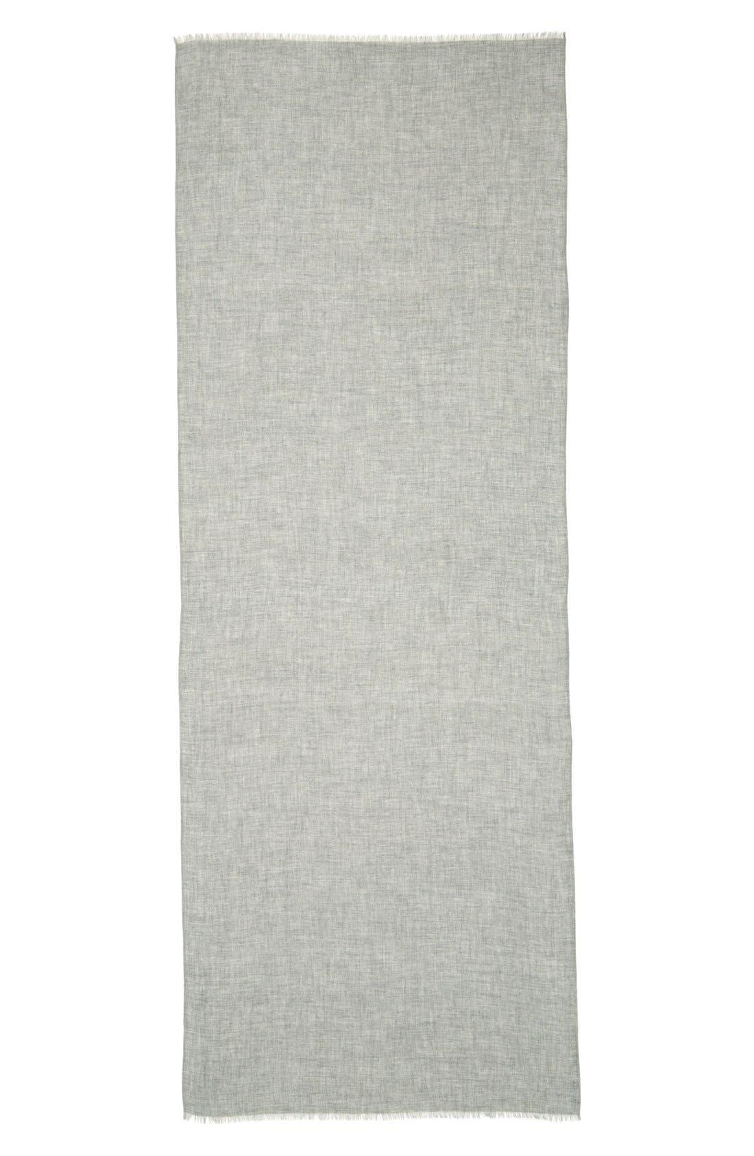 Wool & Cashmere Wrap,                             Alternate thumbnail 23, color,
