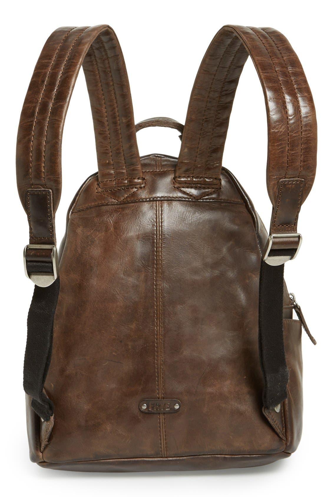 FRYE,                             'Melissa' Backpack,                             Alternate thumbnail 3, color,                             020