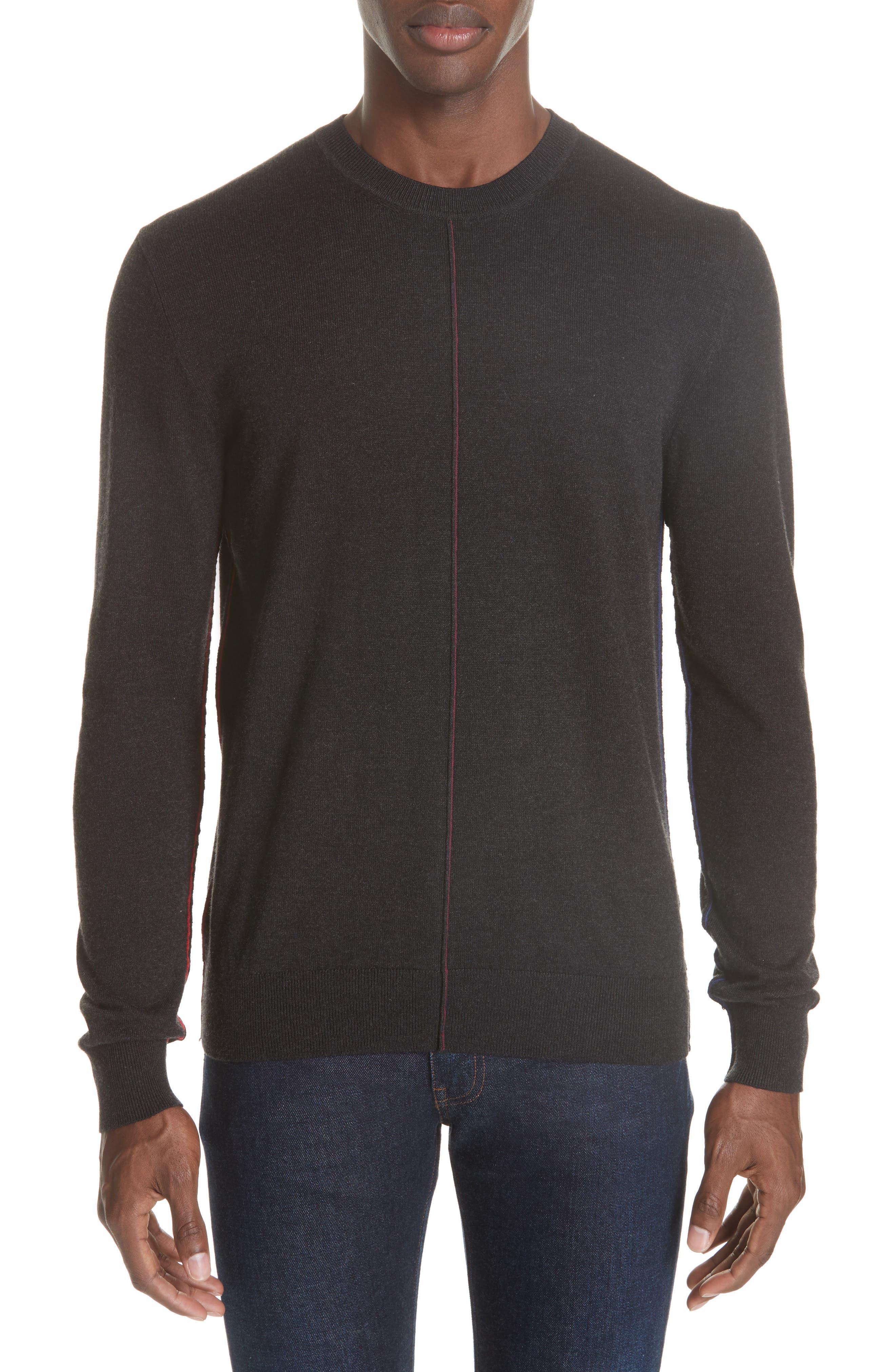 Crewneck Sweater, Main, color, 014