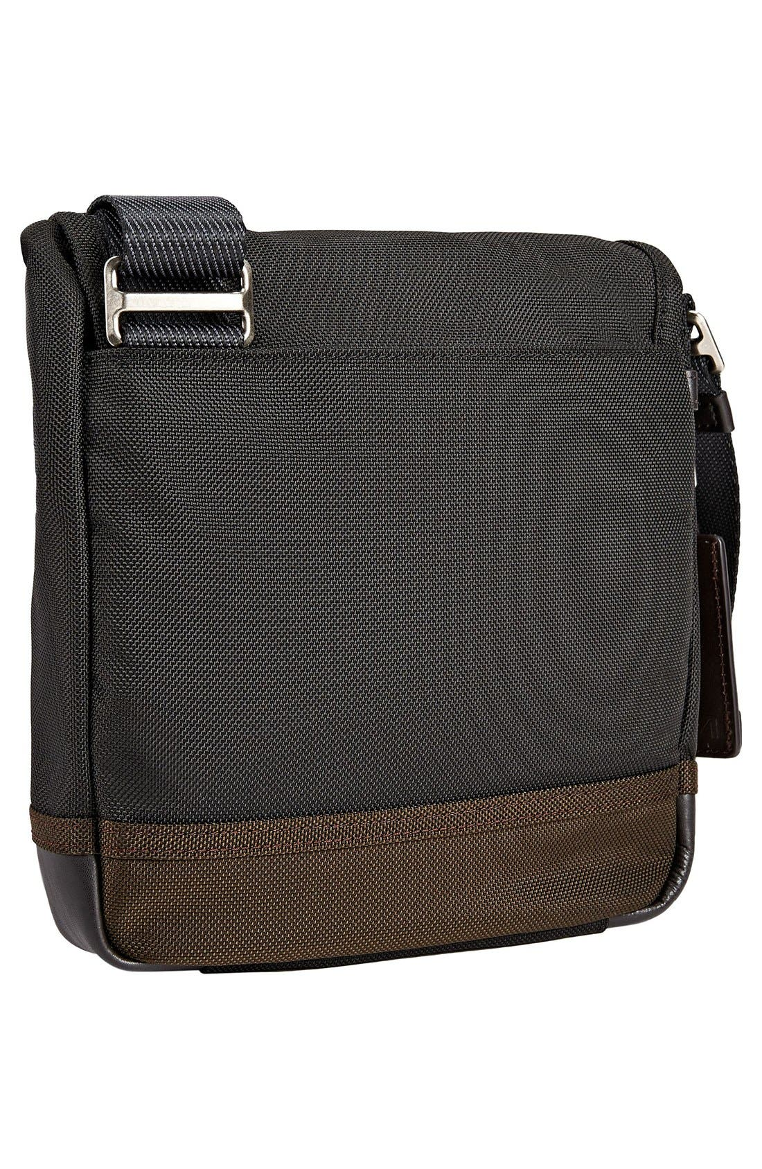 'Alpha Bravo - Barstow' Crossbody Bag,                             Alternate thumbnail 3, color,                             001