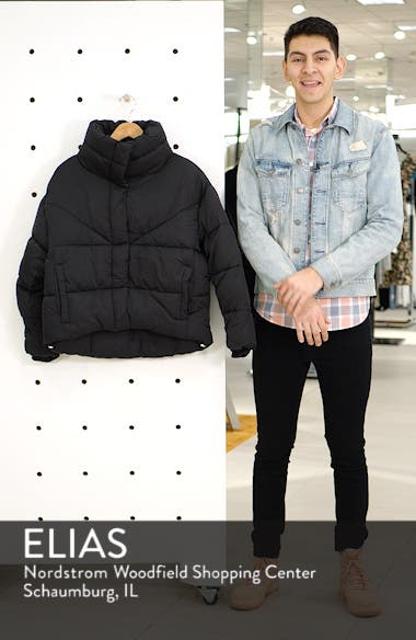 Meghan Puffer Jacket, sales video thumbnail