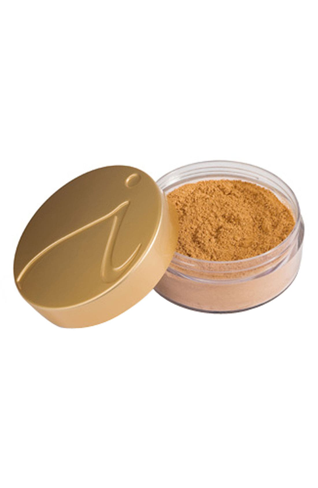 Amazing Base<sup>®</sup> Loose Mineral Powder Broad Spectrum SPF 20,                             Alternate thumbnail 3, color,                             08 WARM SIENNA