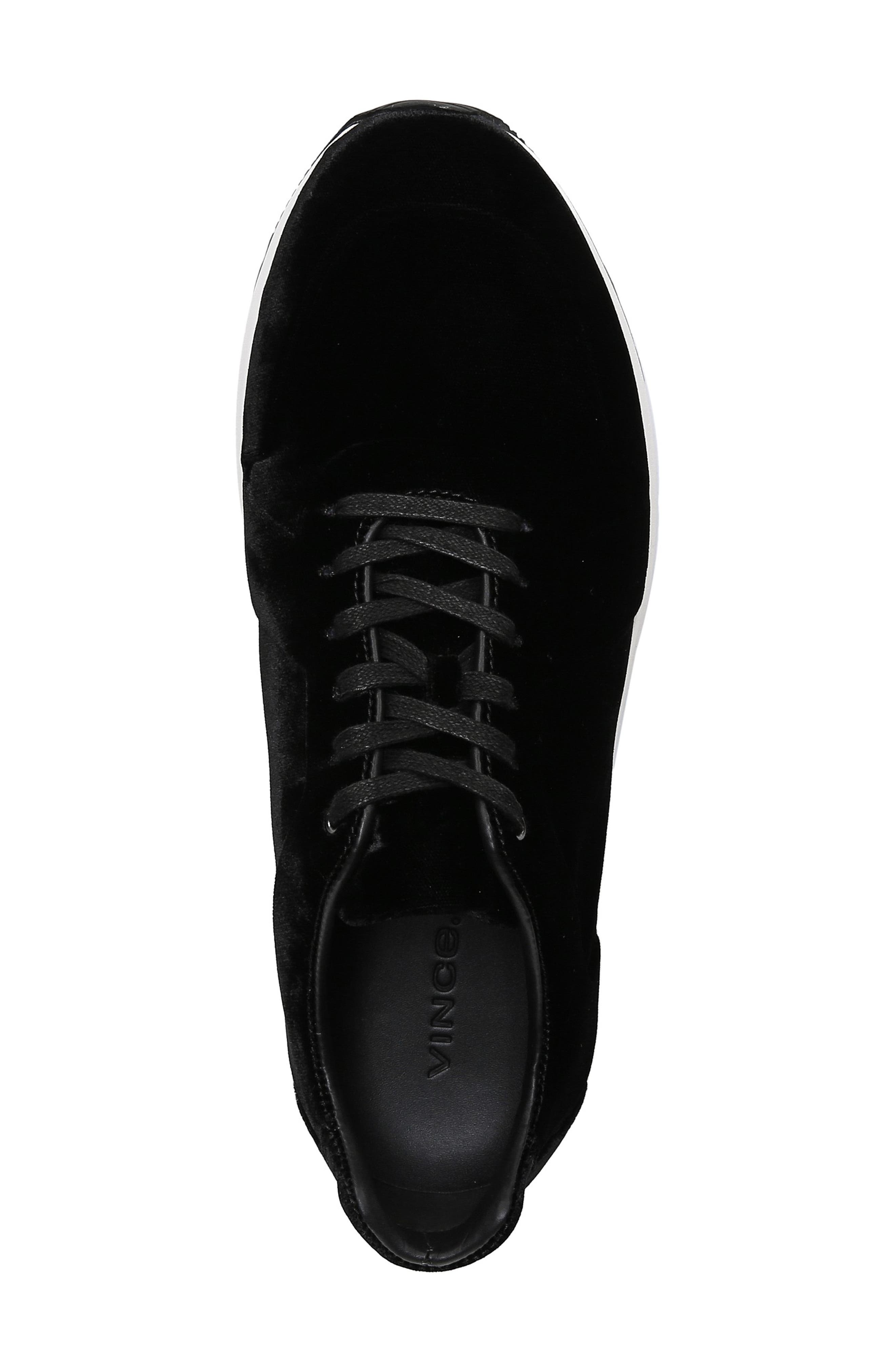 Garret Sneaker,                             Alternate thumbnail 5, color,                             BLACK