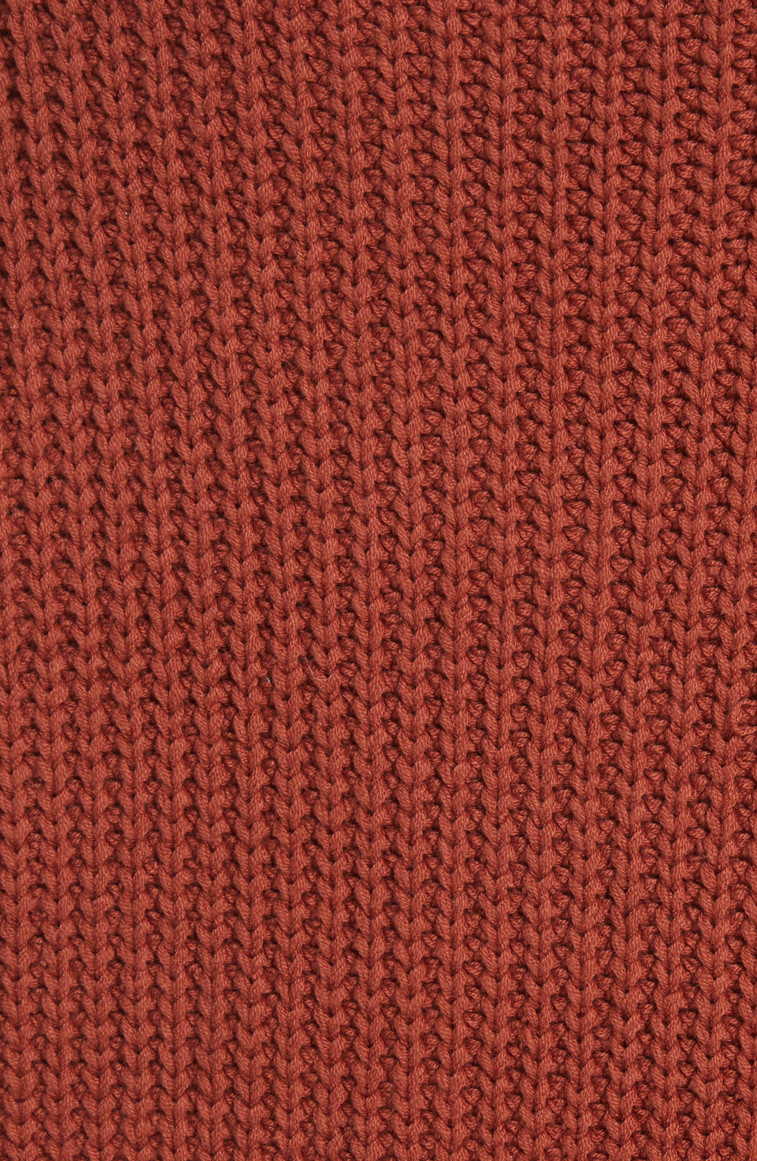 Swim Too Deep Turtleneck Sweater,                             Alternate thumbnail 22, color,