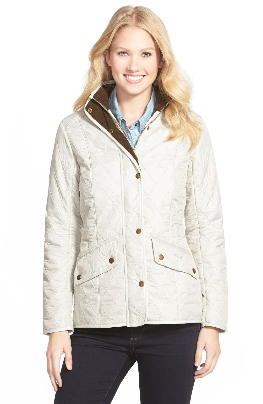 'Cavalry' Quilted Jacket,                             Main thumbnail 7, color,