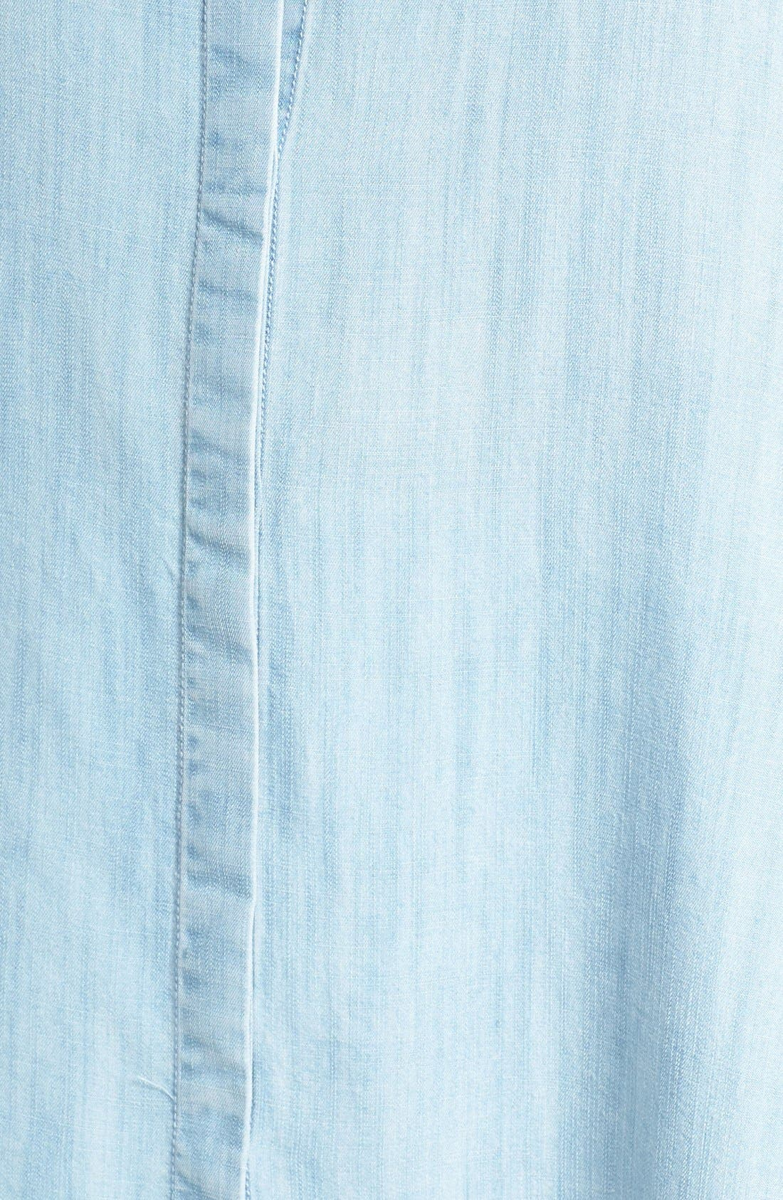 Chambray Tunic,                             Alternate thumbnail 22, color,