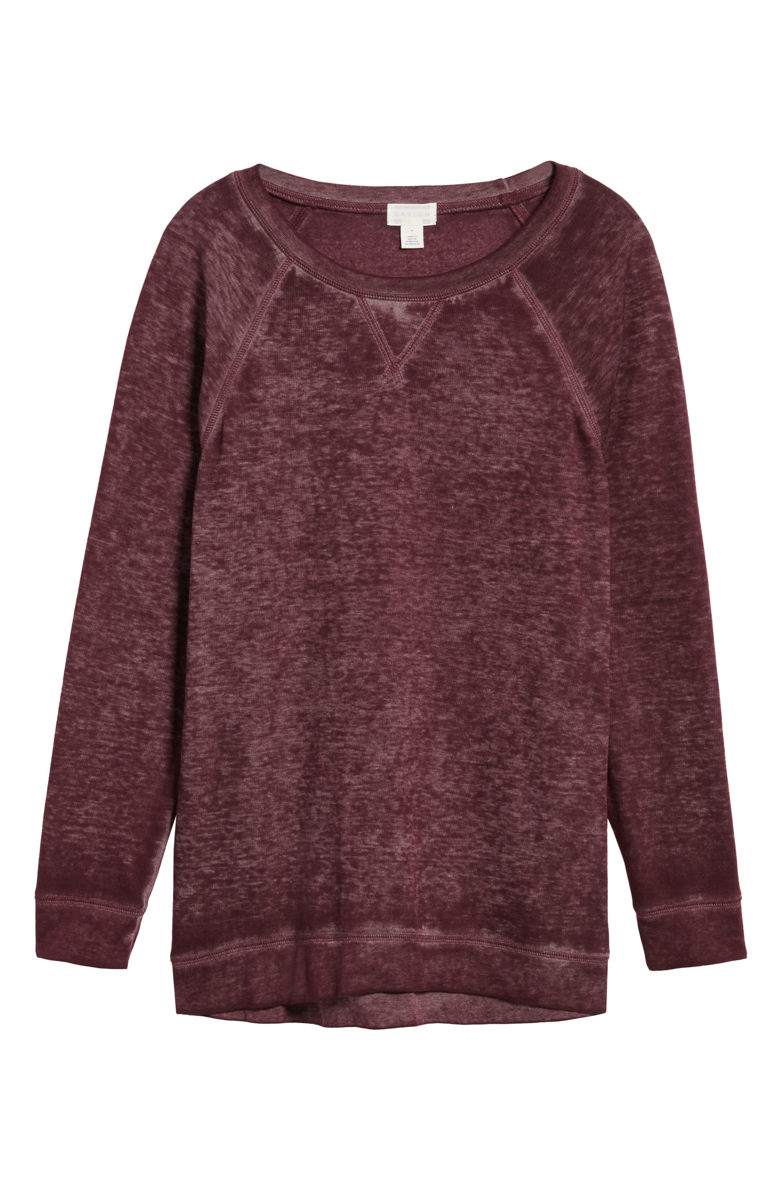 Burnout Sweatshirt,                             Alternate thumbnail 108, color,