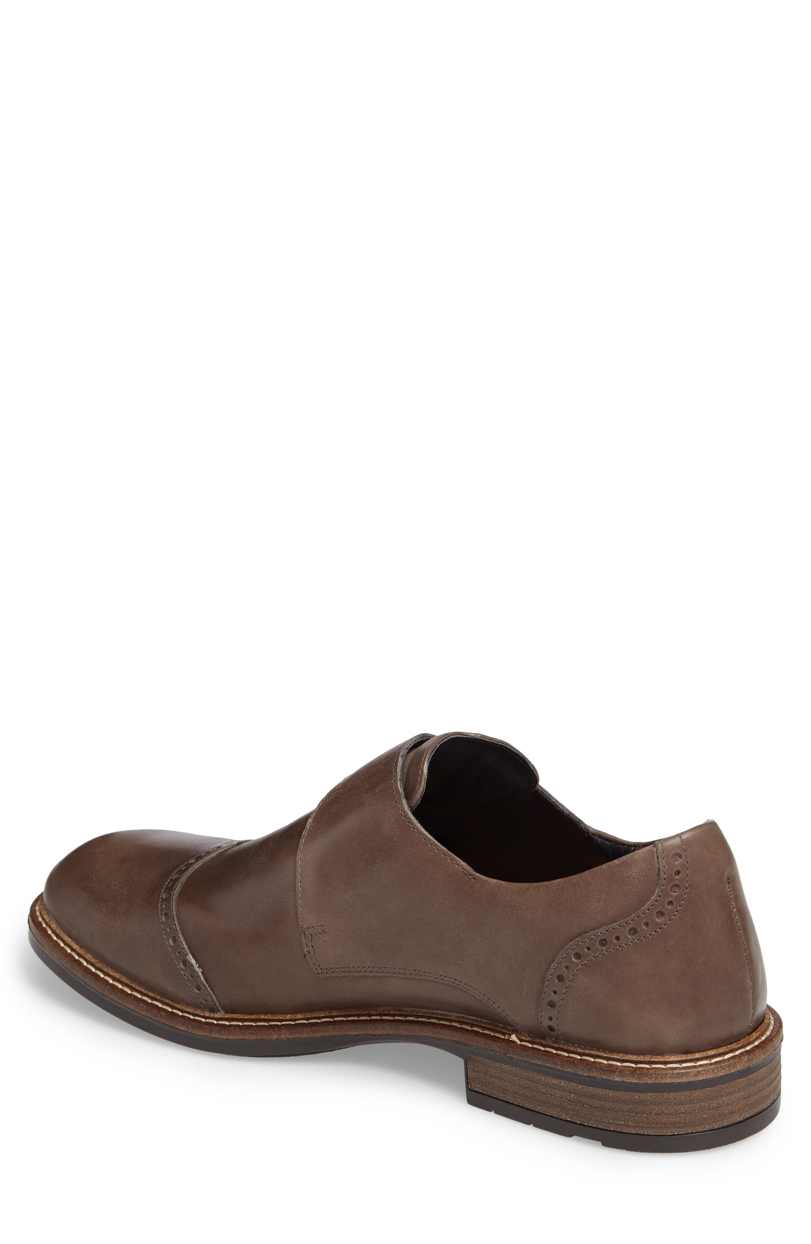 Evidence Monk Strap Shoe,                             Alternate thumbnail 2, color,                             001