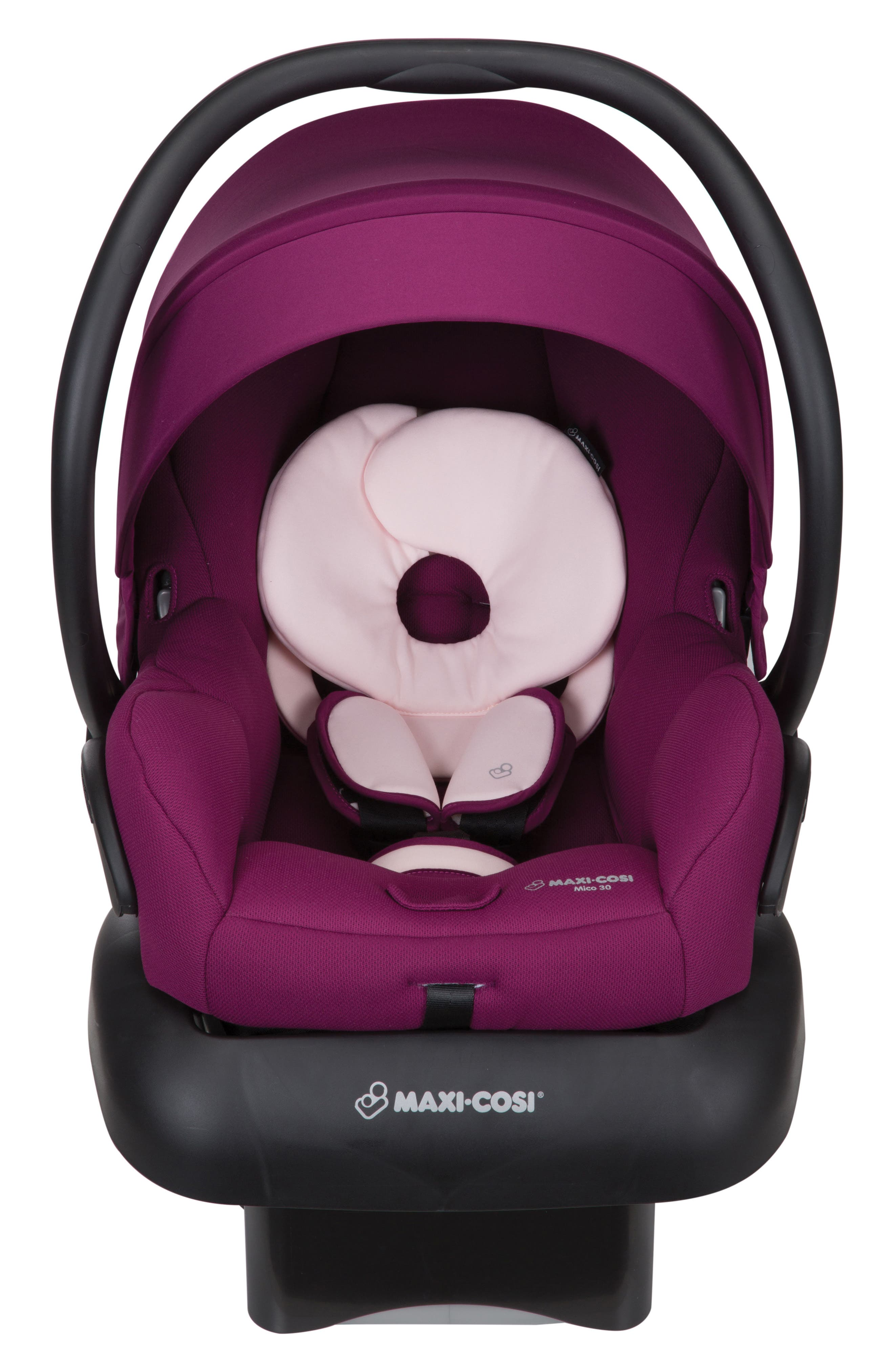 Infant MaxiCosi Mico 30 Infant Car Seat Size One Size  Purple