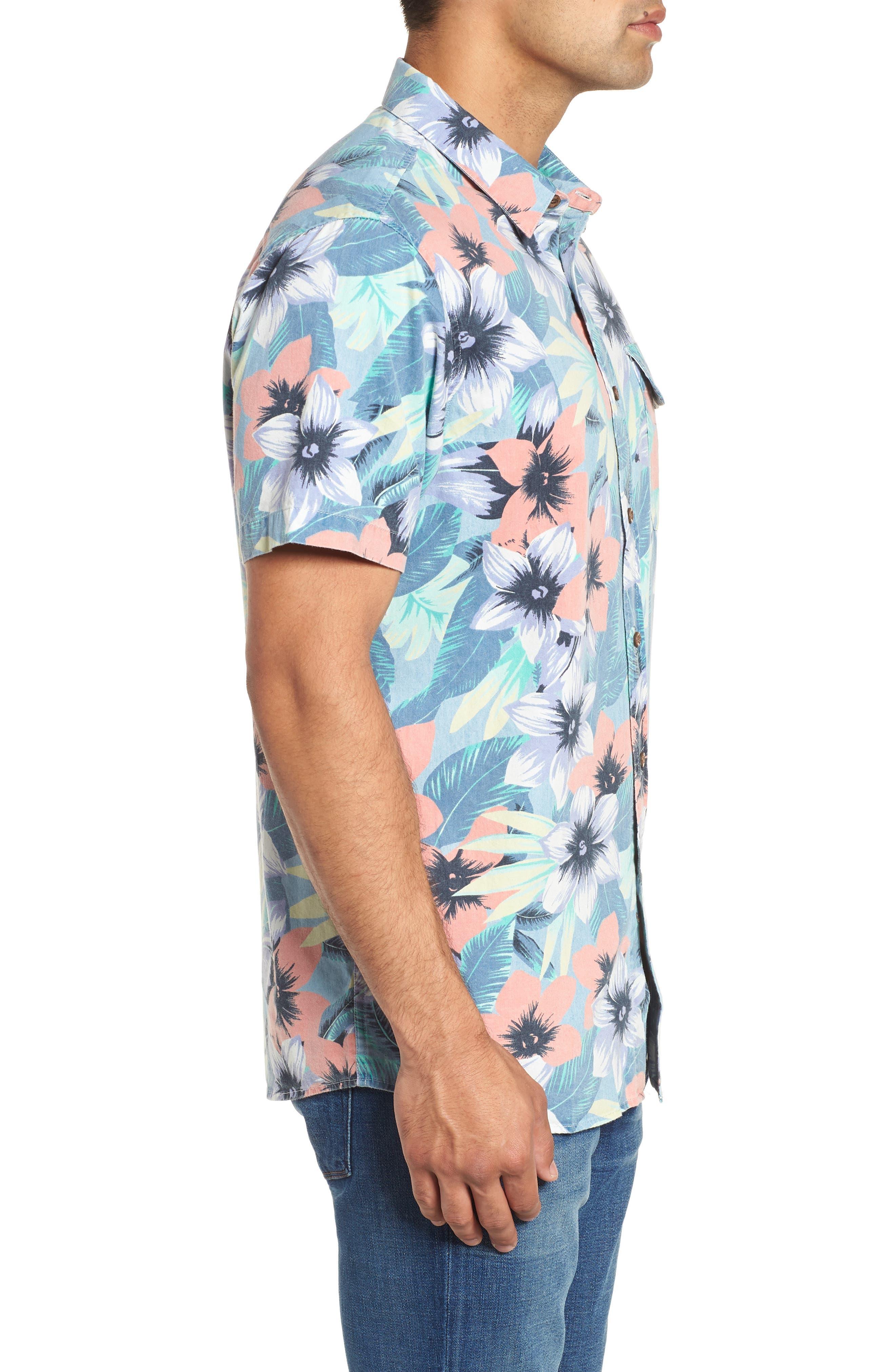 Meledrone Woven Shirt,                             Alternate thumbnail 6, color,
