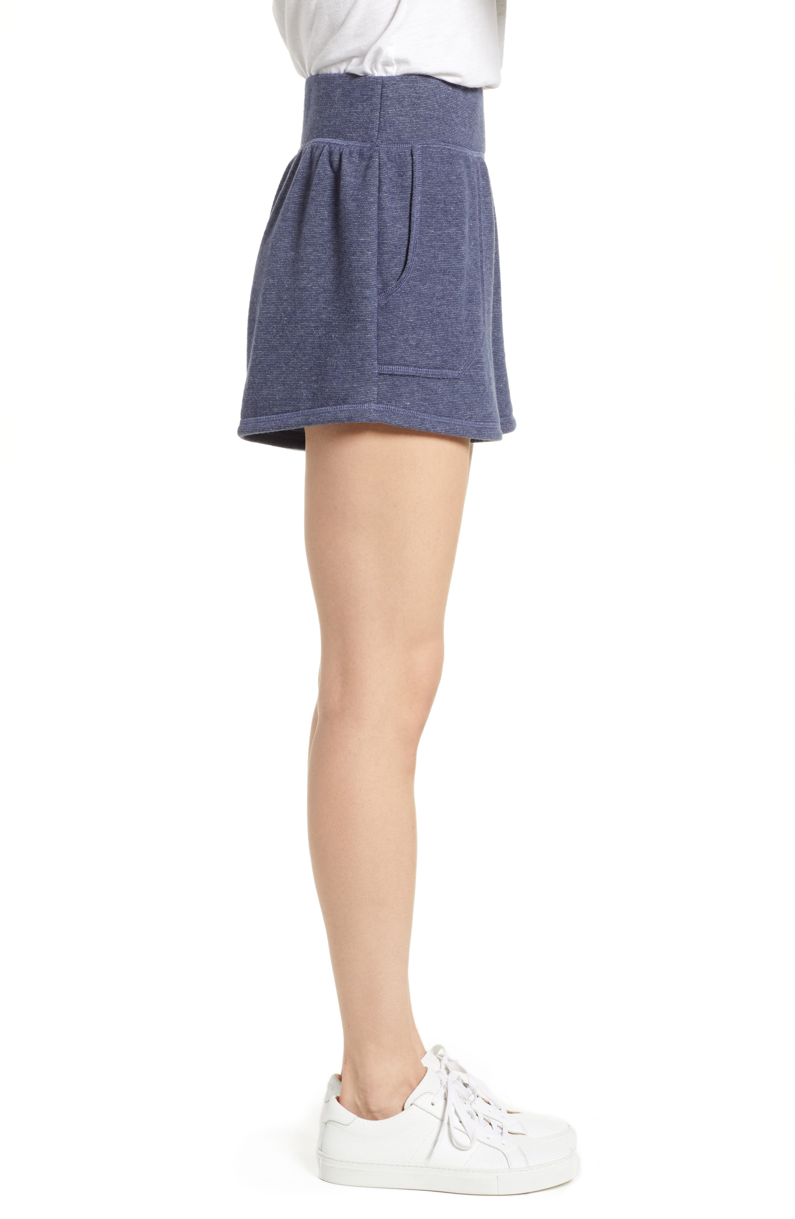 Off-Duty French Terry Shorts,                             Alternate thumbnail 15, color,