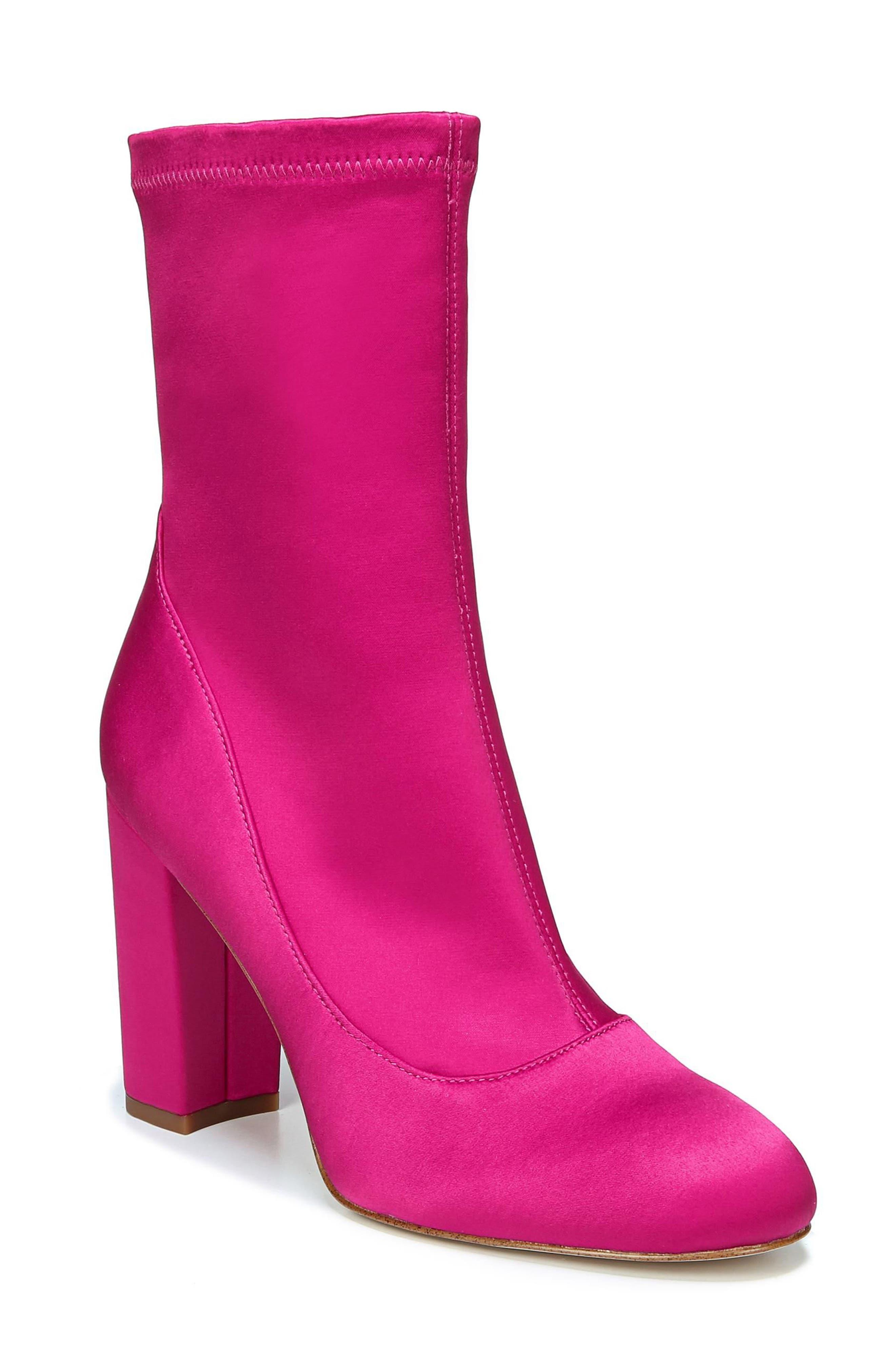 Calexa Sock Bootie,                             Main thumbnail 4, color,