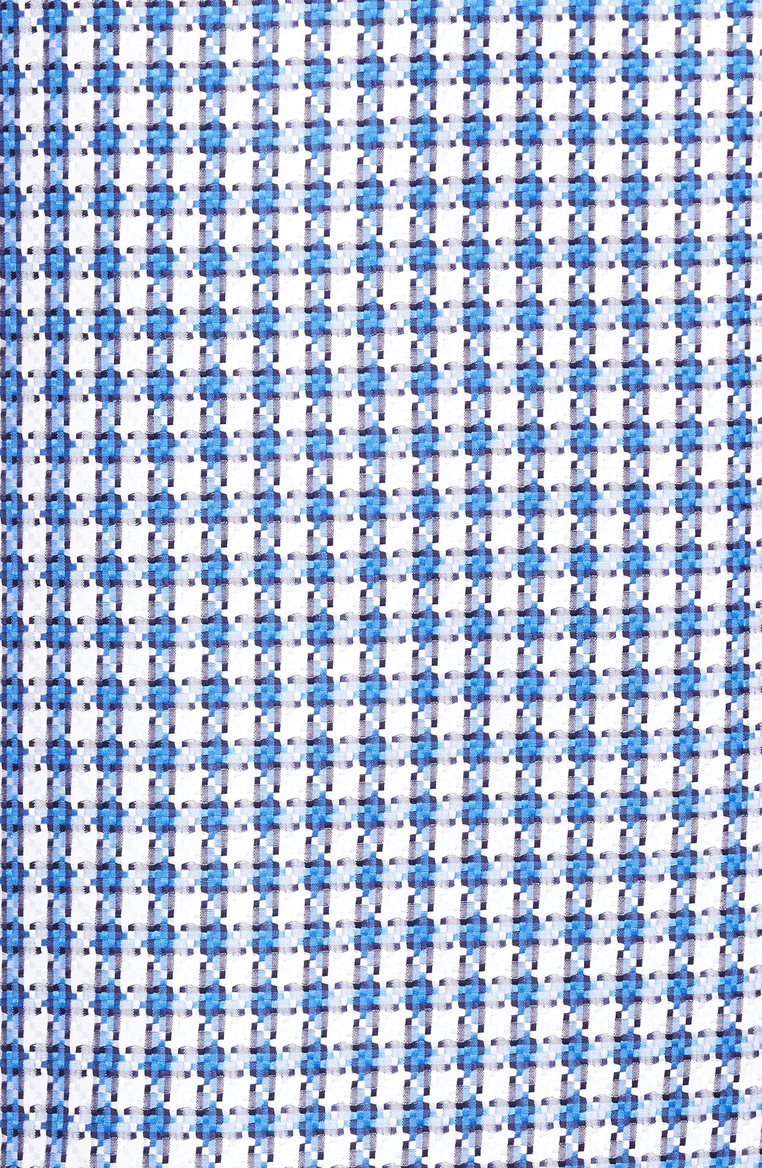 Classic Fit Check Sport Shirt,                             Alternate thumbnail 5, color,                             422